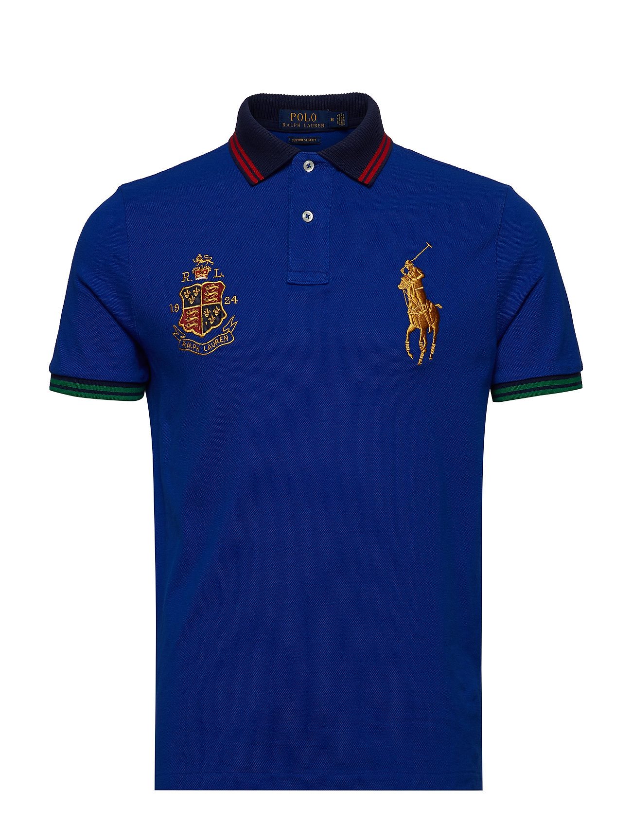 Polo Ralph Lauren SSKC CMSLM1-SHORT SLEEVE-KNIT