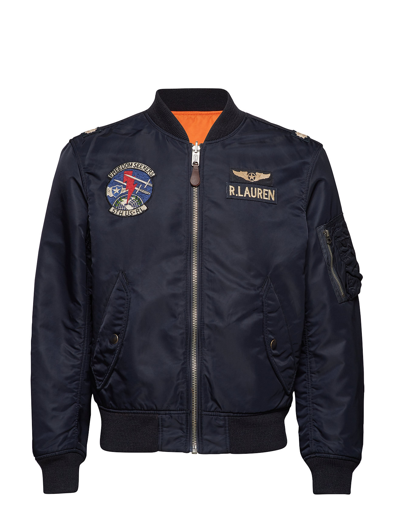 Polo Ralph Lauren MA1 BOMBER-LINED-JACKET