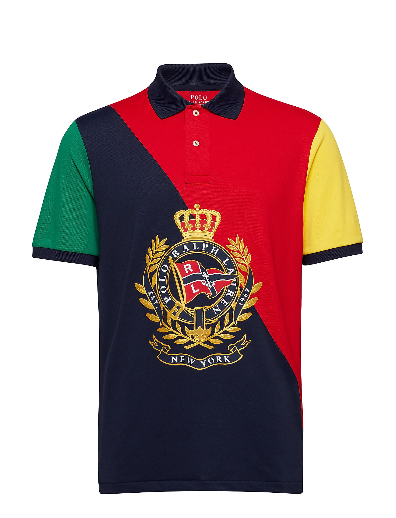 Polo Ralph Lauren SSKCCLSM2-SHORT SLEEVE-KNIT
