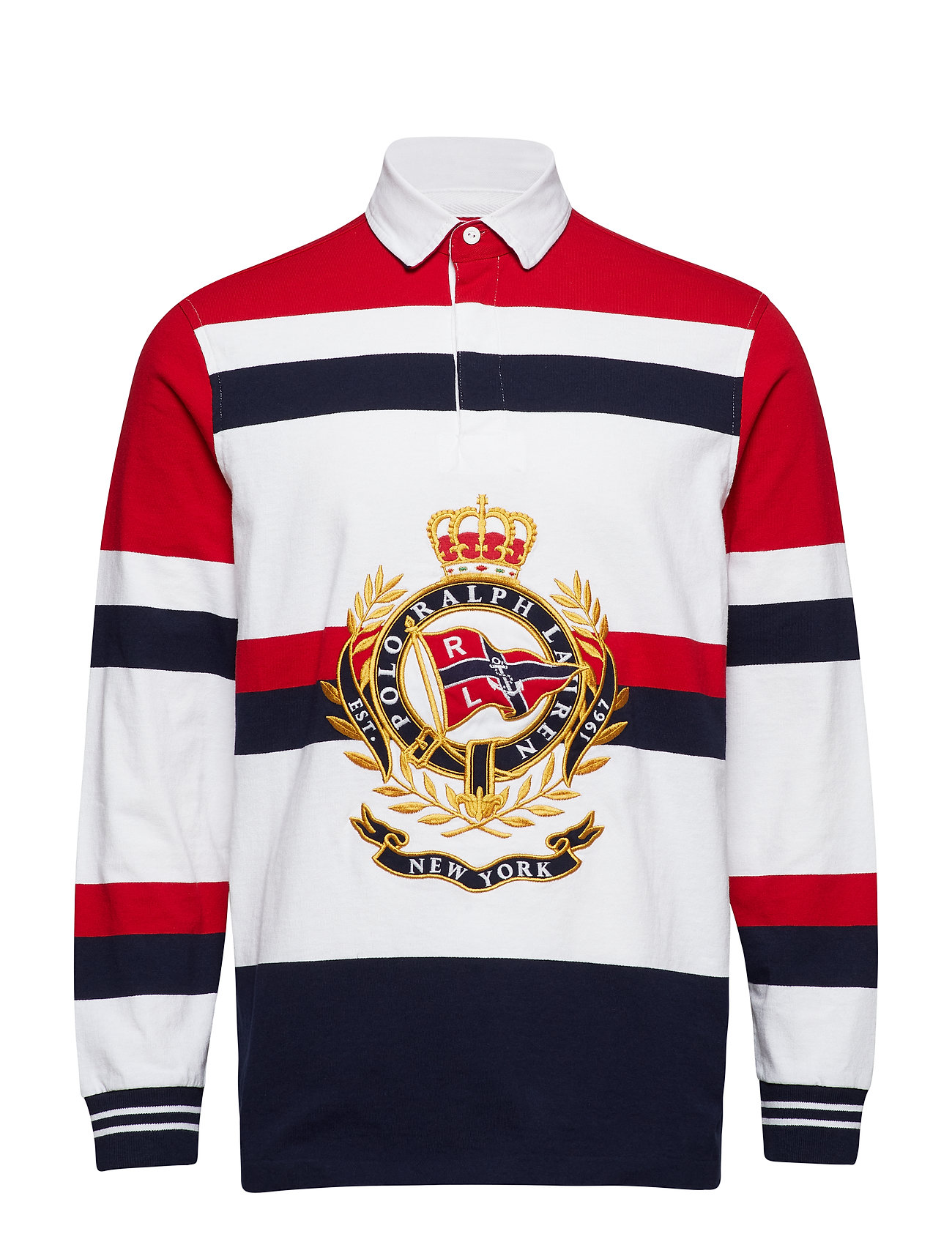 Polo Ralph Lauren LSYDRUGBYM3-LONG SLEEVE-KNIT