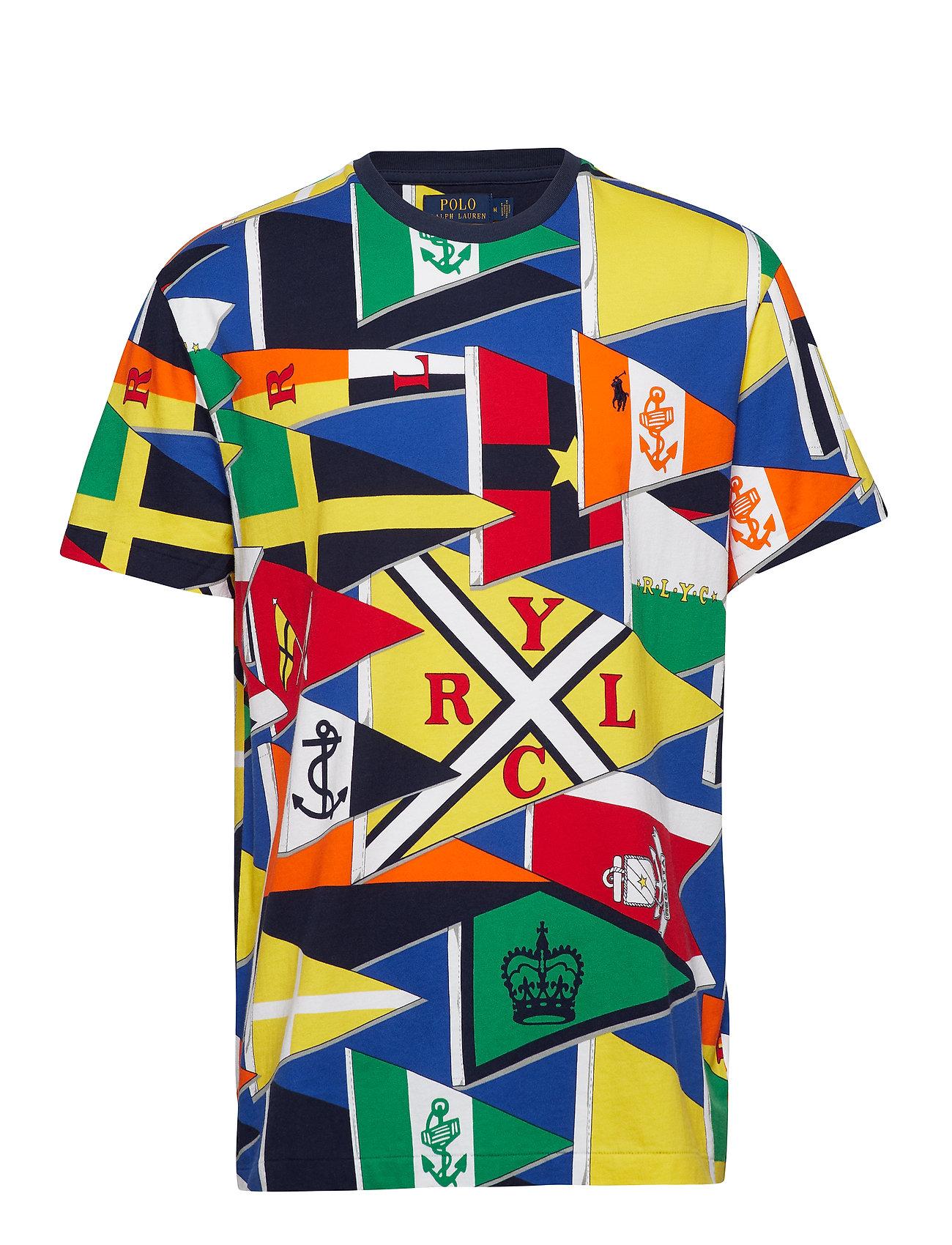 1bee69cb Sscnclsm2-short Sleeve-t-shirt (Rlyc Burgee Flag) (£55.25) - Polo ...
