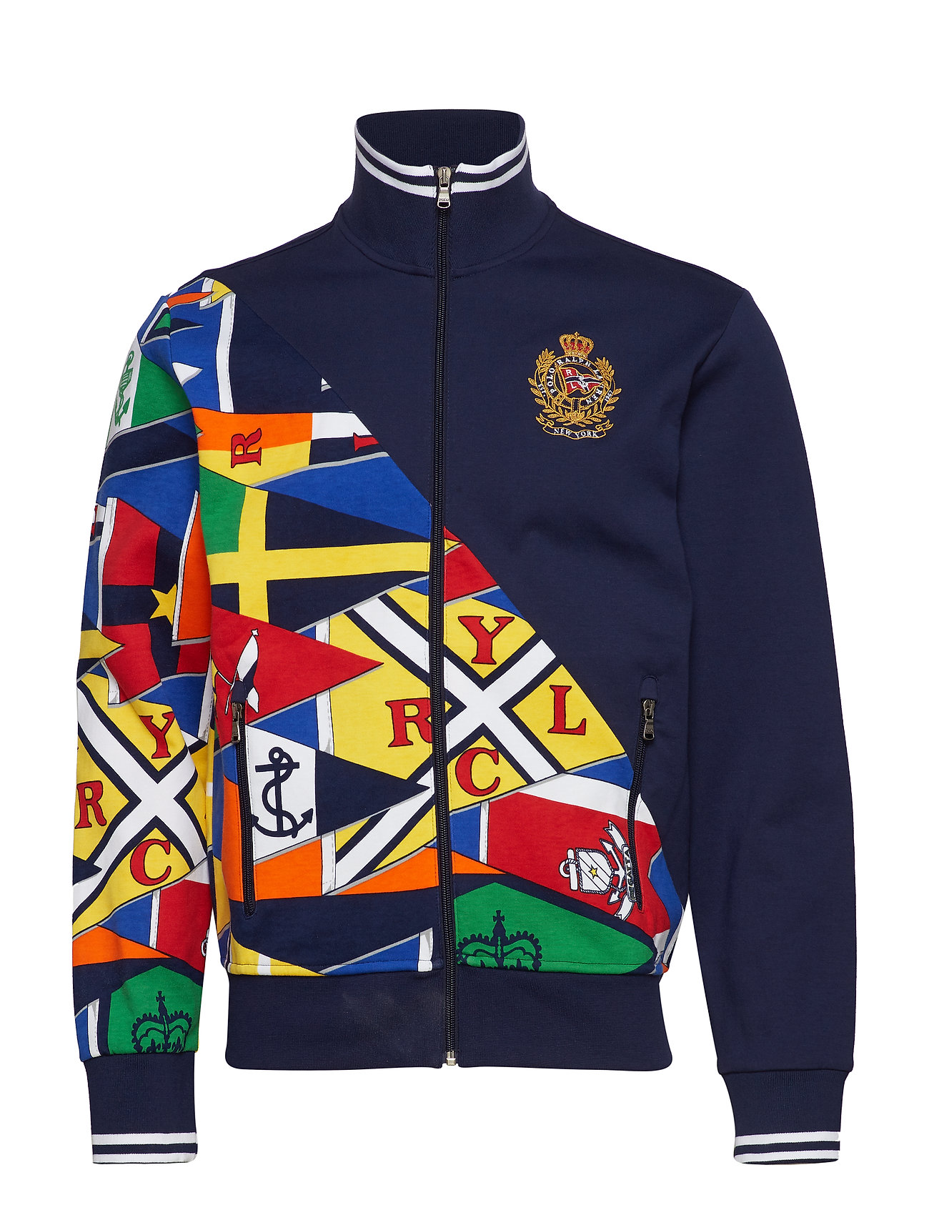 Polo Ralph Lauren LSTRKJKTM3-LONG SLEEVE-KNIT