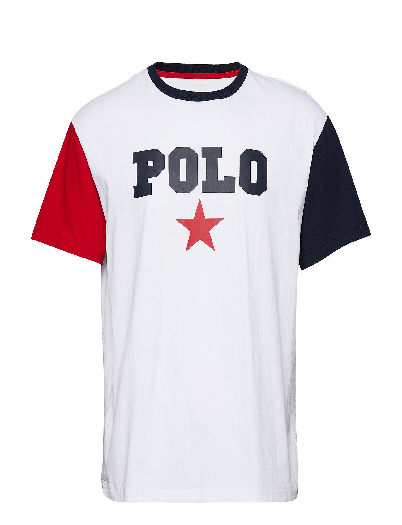 Polo Ralph Lauren SSCNCLSM4-SHORT SLEEVE-T-SHIRT