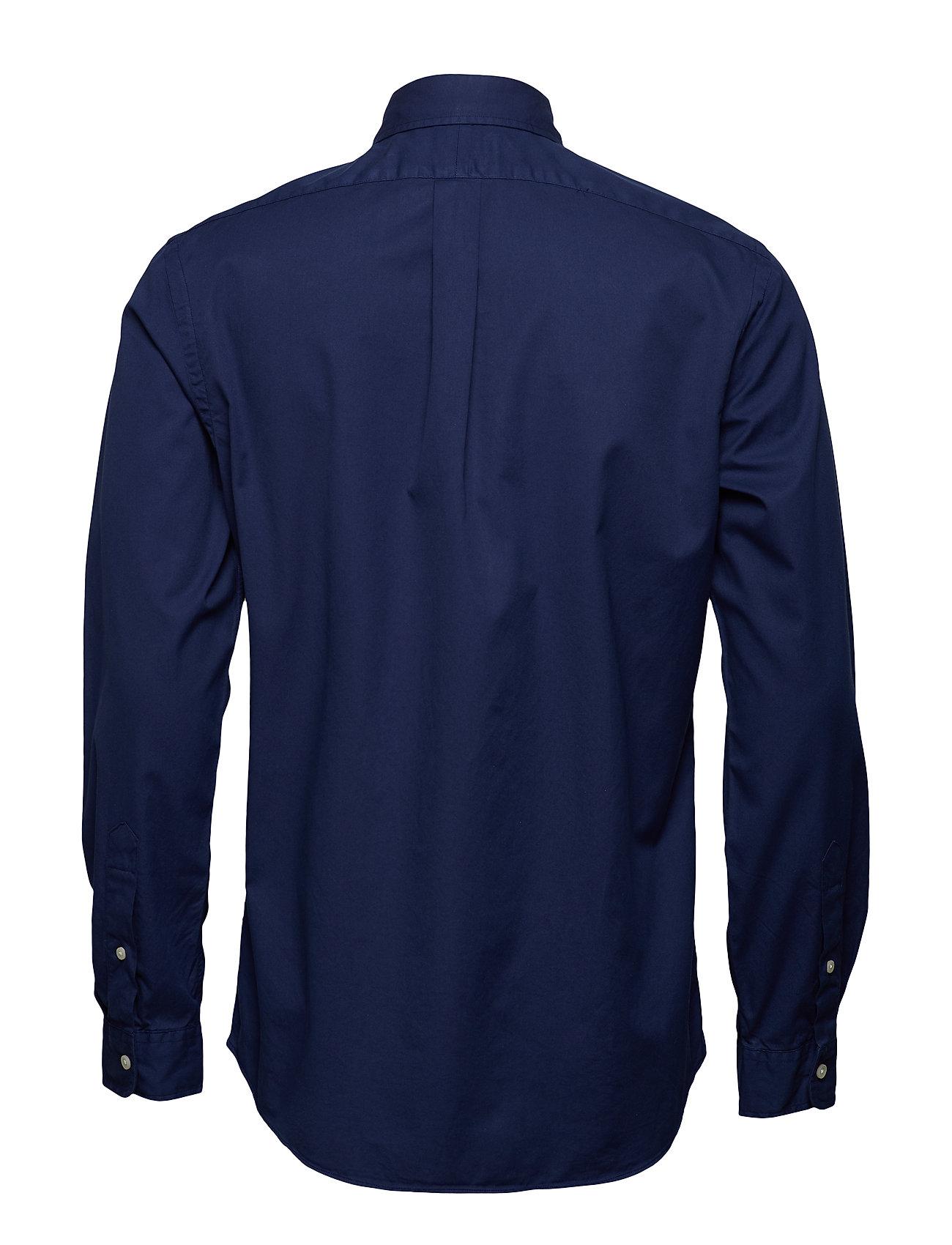 Shirtnewport Ppc NavyPolo Bd Sp Ralph sport long Lauren Sleeve WE29YDHI