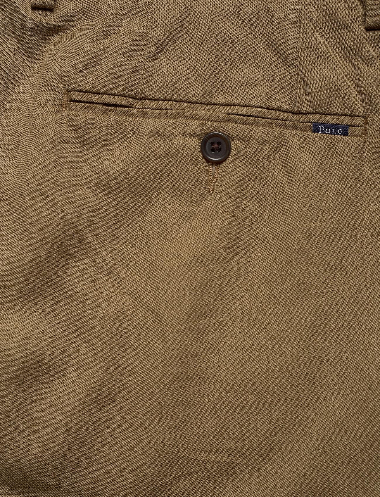Classic Fit Twill Short (Desert Khaki) (836.50 kr) - Polo Ralph Lauren