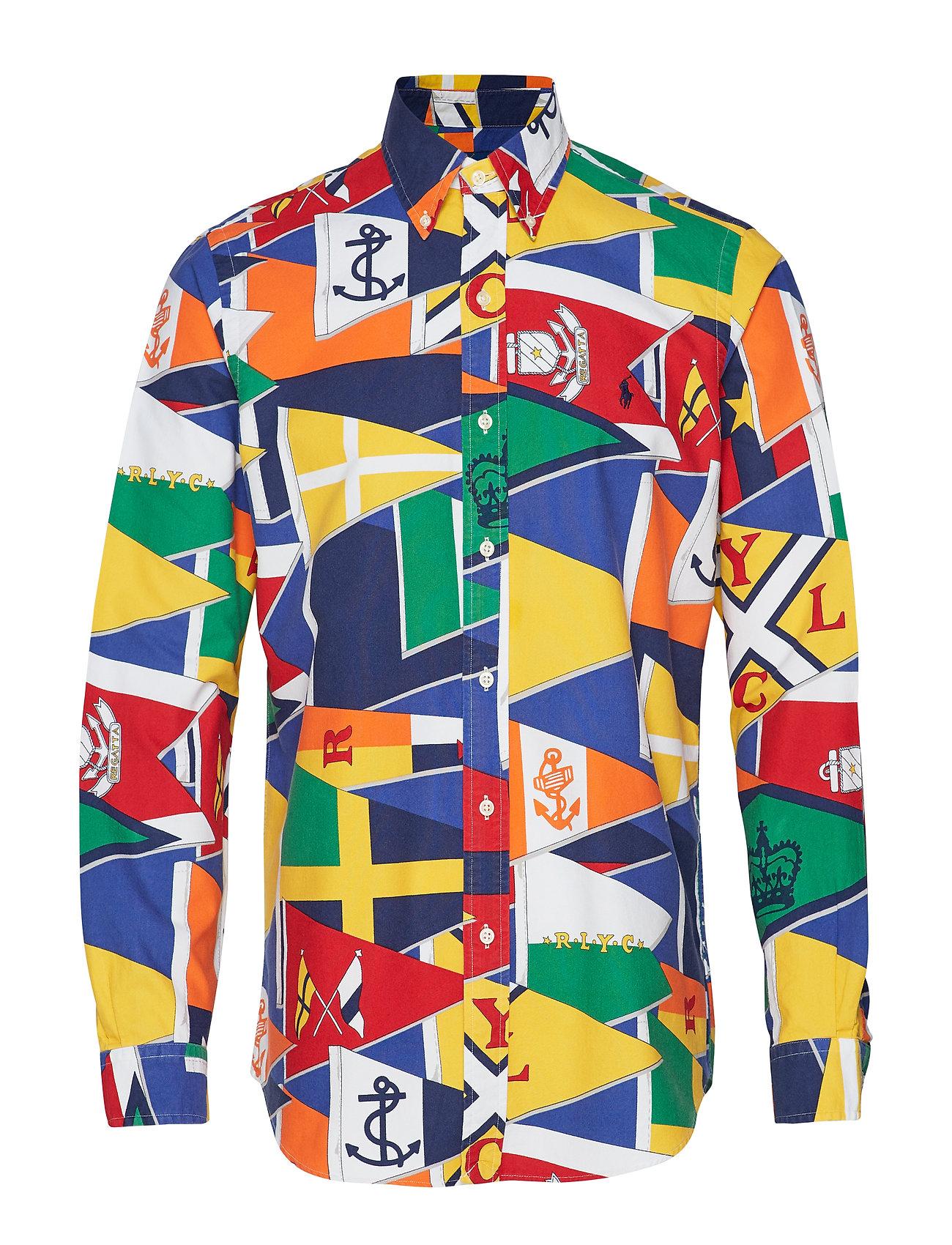 Polo Ralph Lauren BD PPC SPT-LONG SLEEVE-SPORT SHIRT