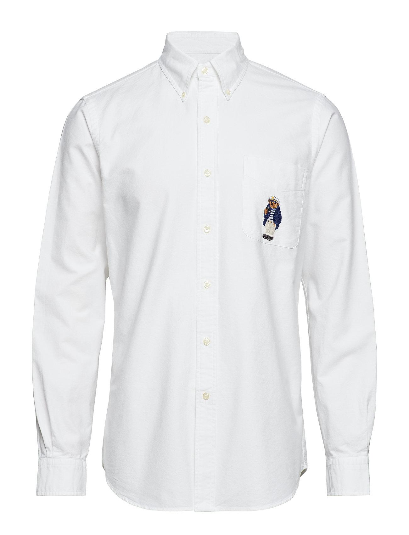 Polo Ralph Lauren BD PKT SP-LONG SLEEVE-SPORT SHIRT