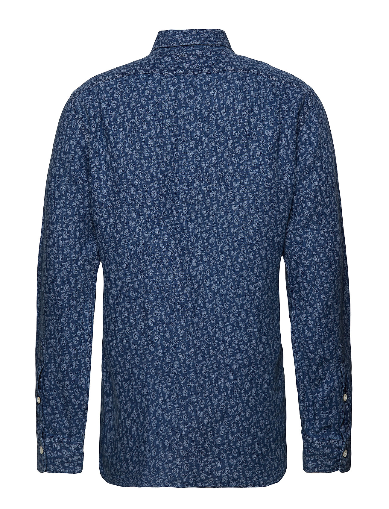 Spr Brwnstn-long Sleeve-sport Shirt (3283 Indigo Paisl) (678 kr) - Polo Ralph Lauren