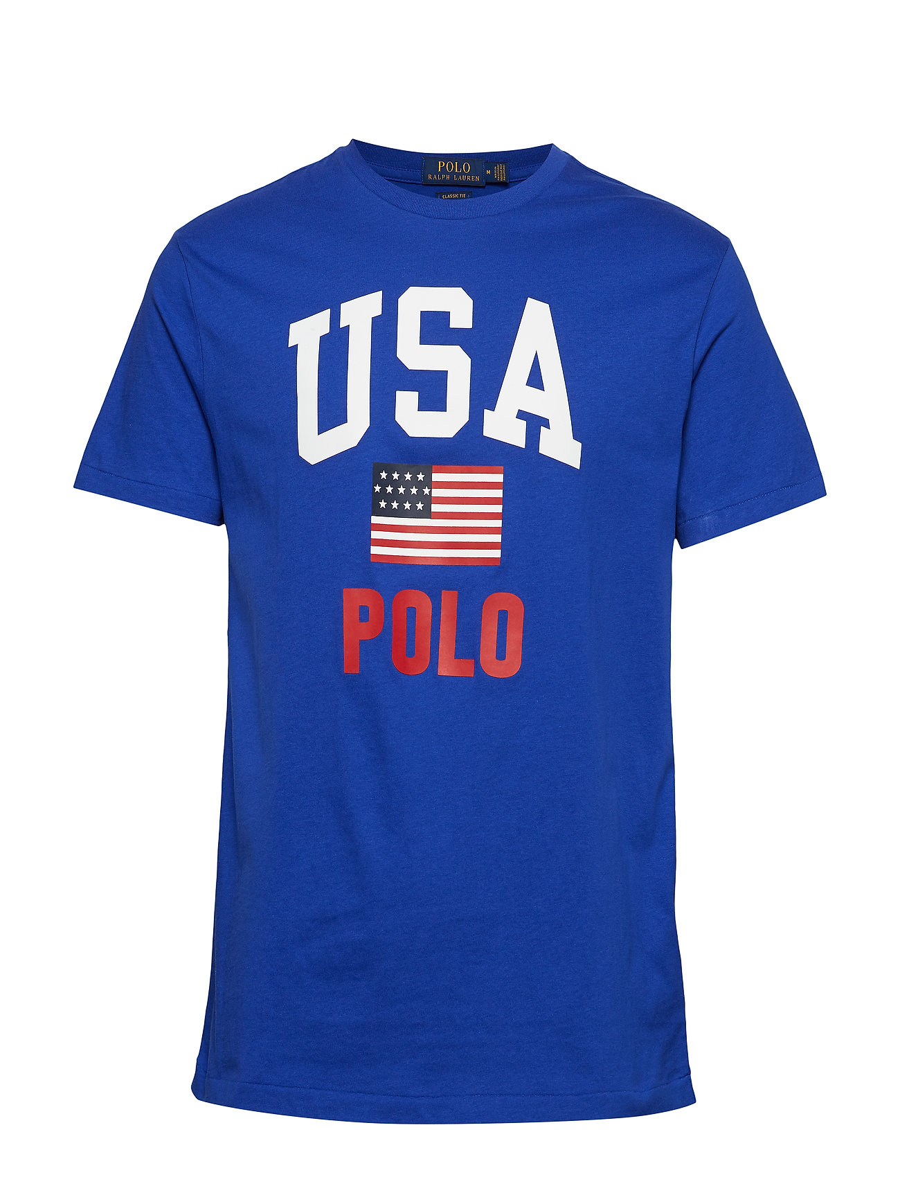 Polo Ralph Lauren SSCNCLSM1-SHORT SLEEVE-T-SHIRT