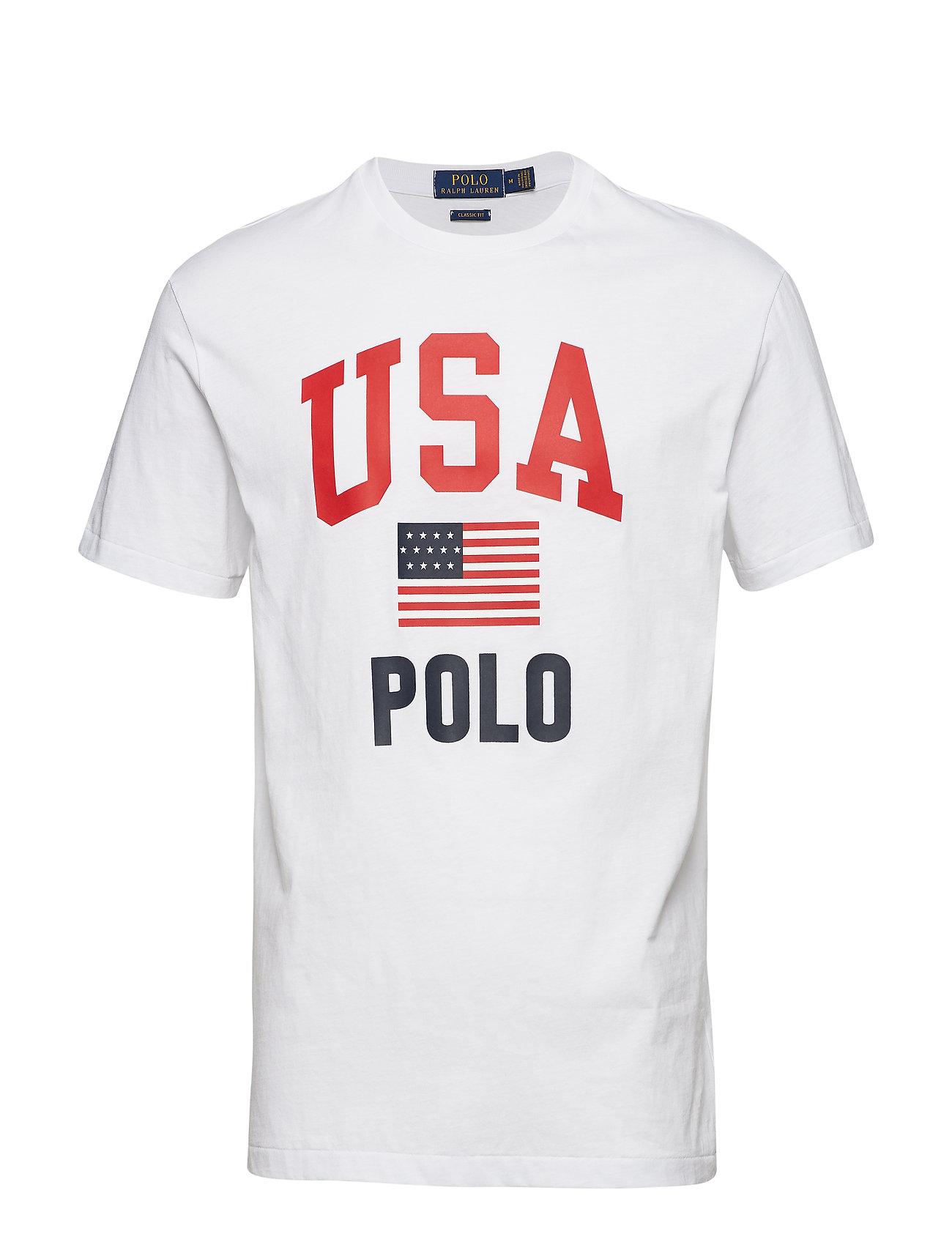 Polo Ralph Lauren SSCNCLSM1-SHORT SLEEVE-T-SHIRT