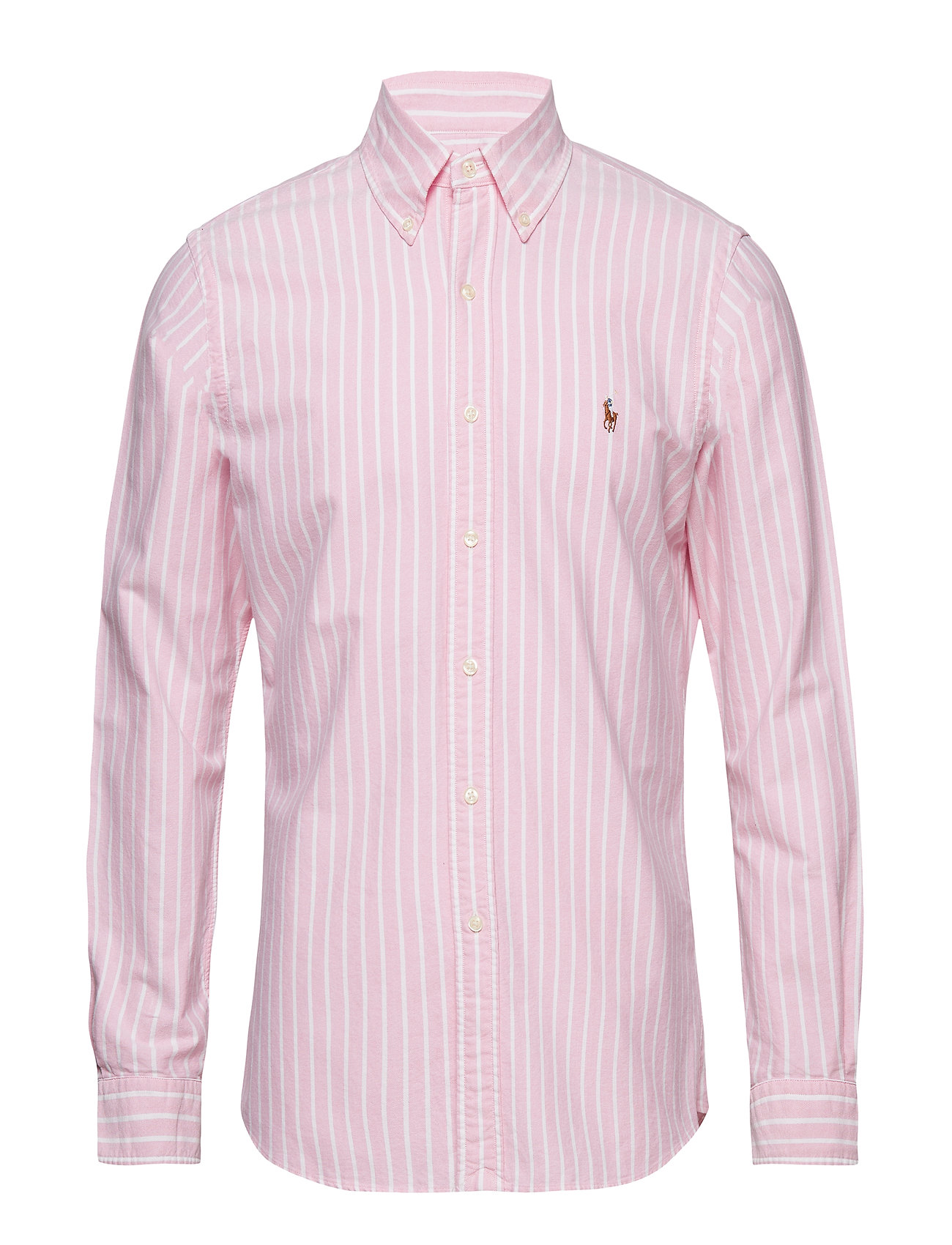 Polo Ralph Lauren Slim Fit Gingham Oxford Shirt