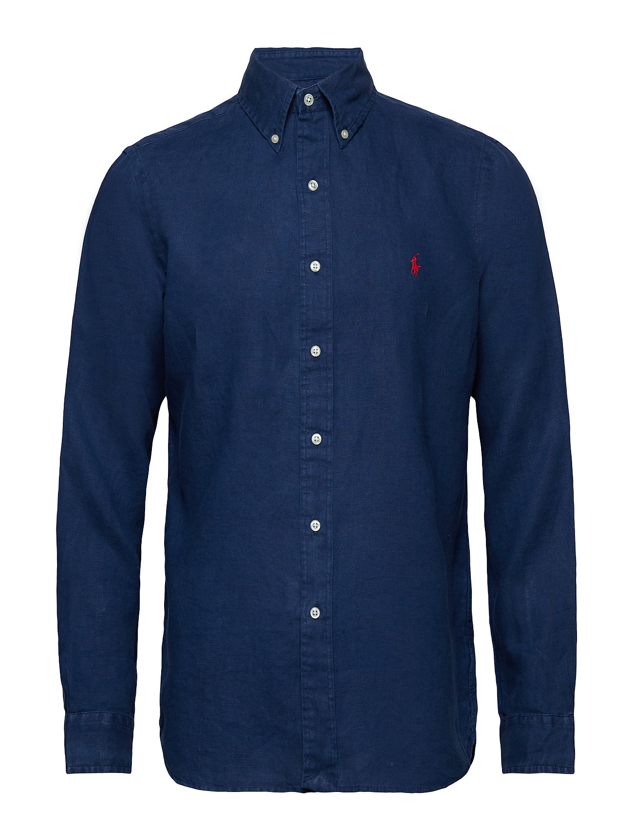 Polo Ralph Lauren BD PPC SPT-LONG SLEEVE-SPORT SHIRT - HOLIDAY NAVY