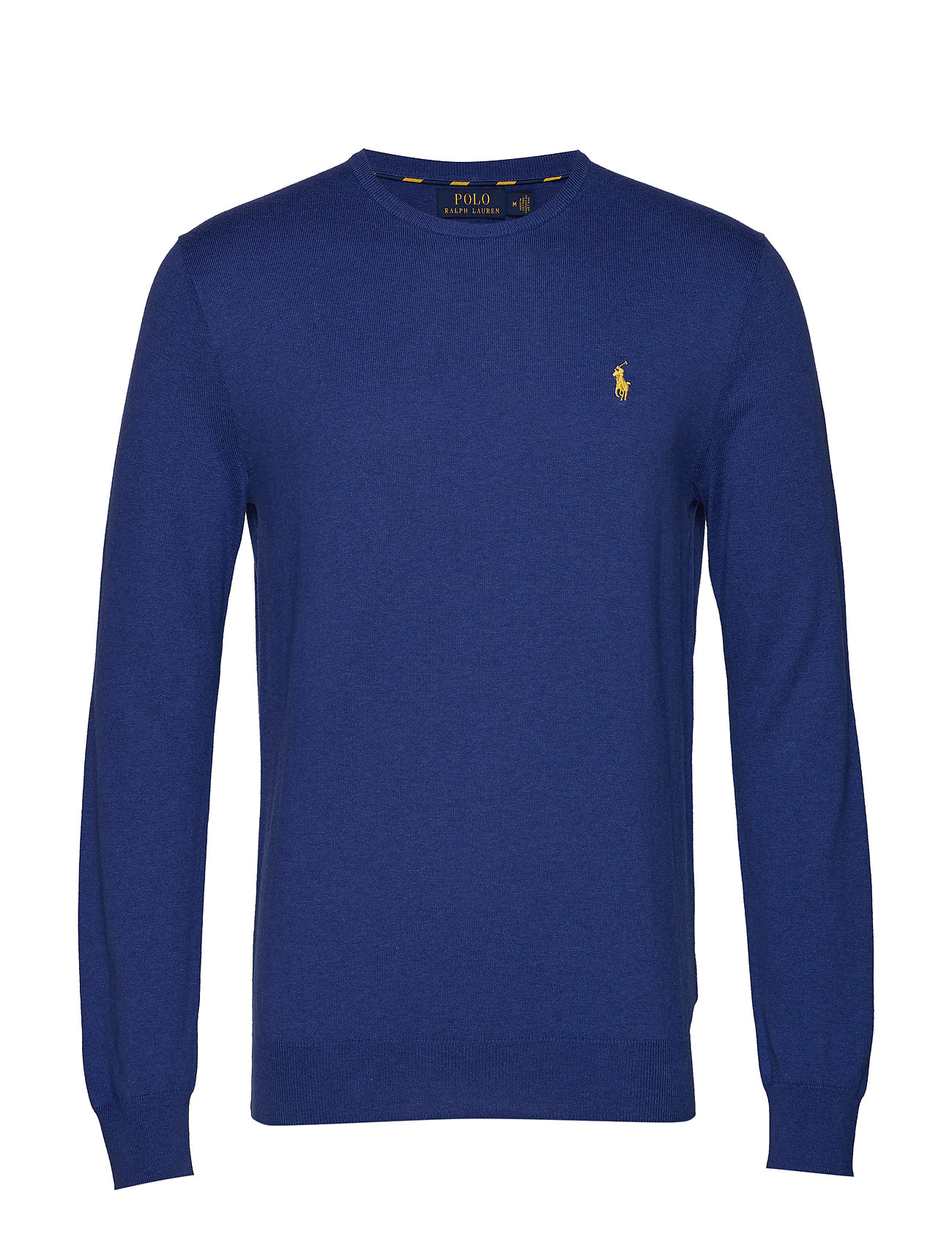 Polo Ralph Lauren LS SF CN PP-LONG SLEEVE-SWEATER - YACHT BLUE HEATHE
