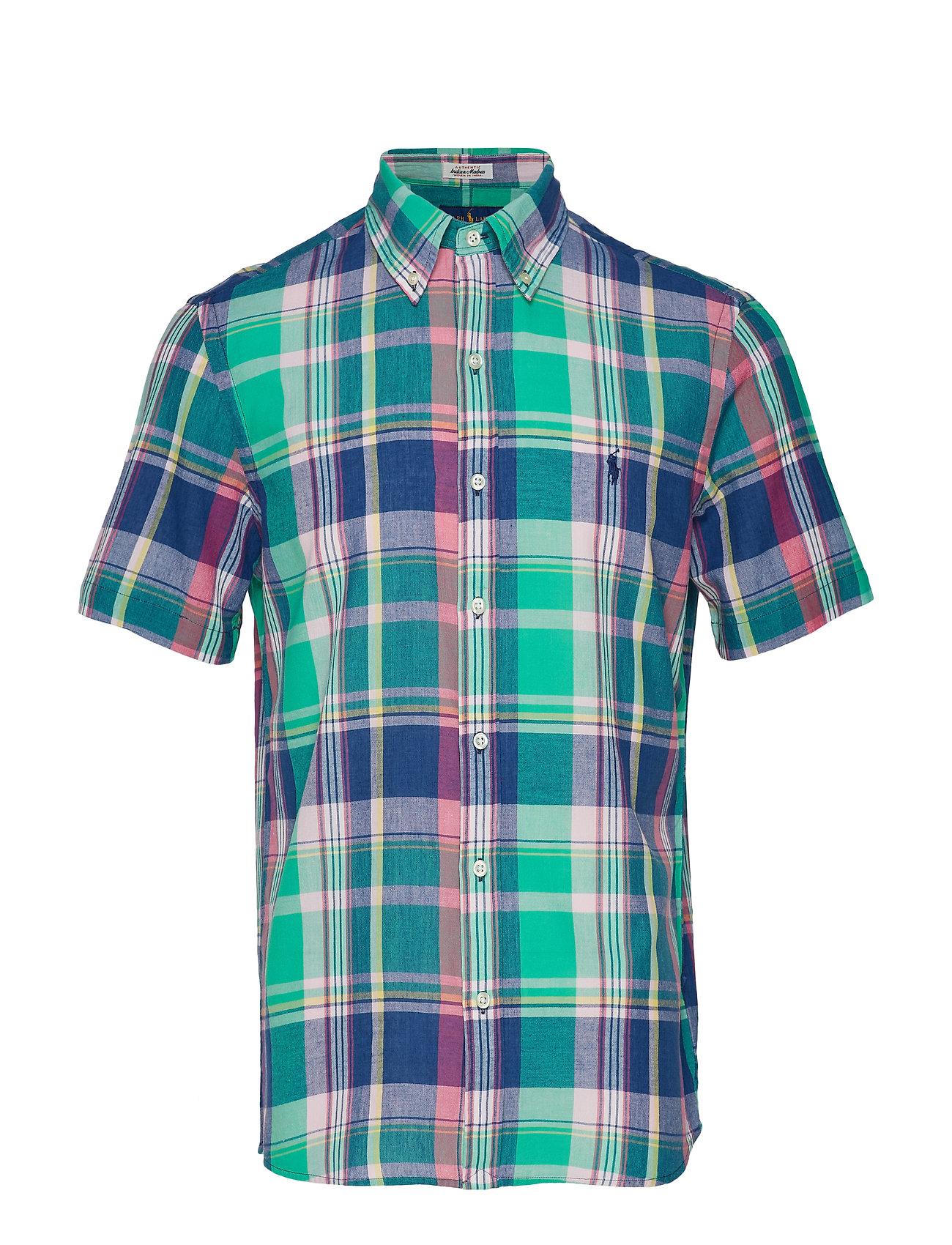 Polo Ralph Lauren Custom Fit Madras Shirt