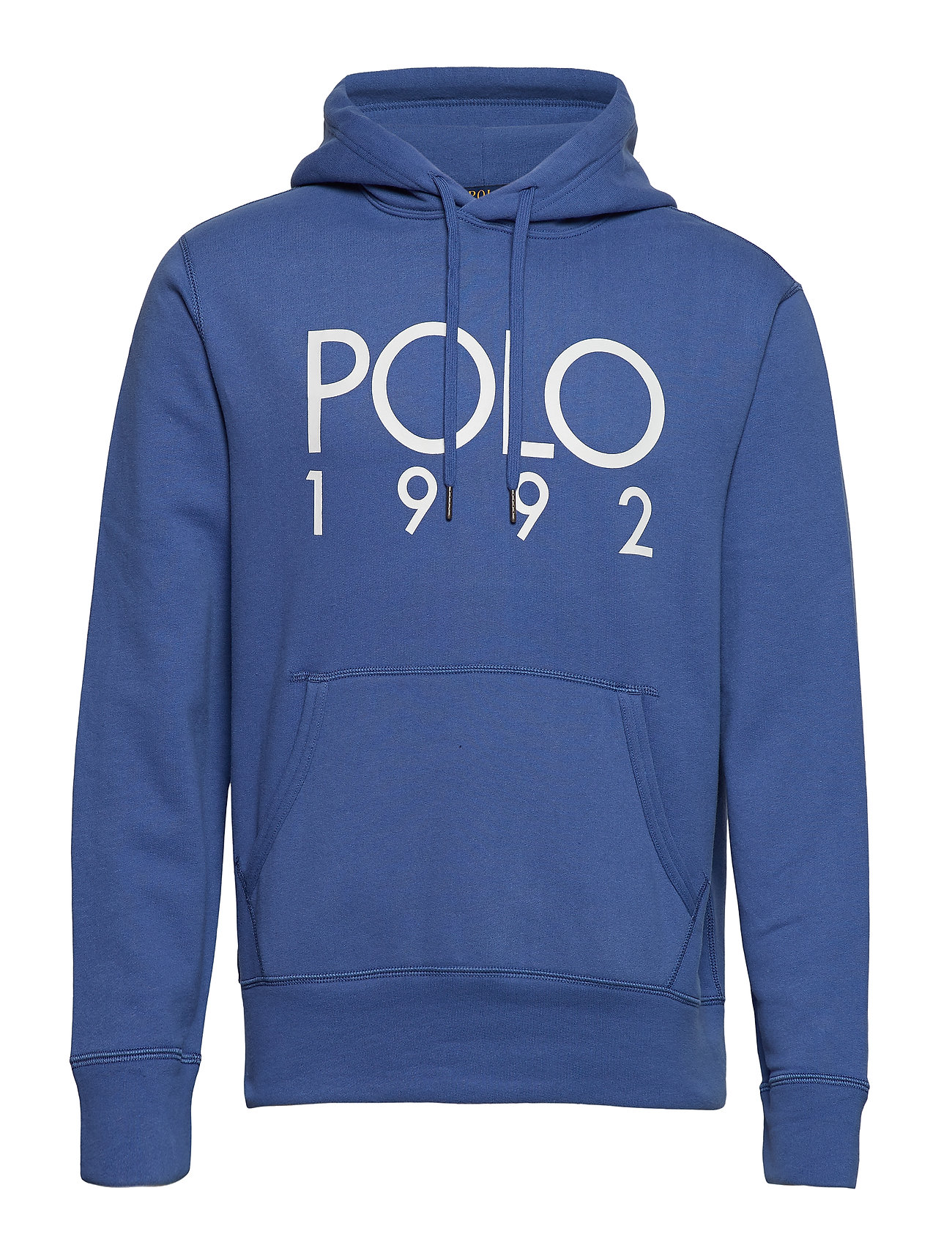 Polo Ralph Lauren Cotton Blend Graphic Hoodie Ögrönlar