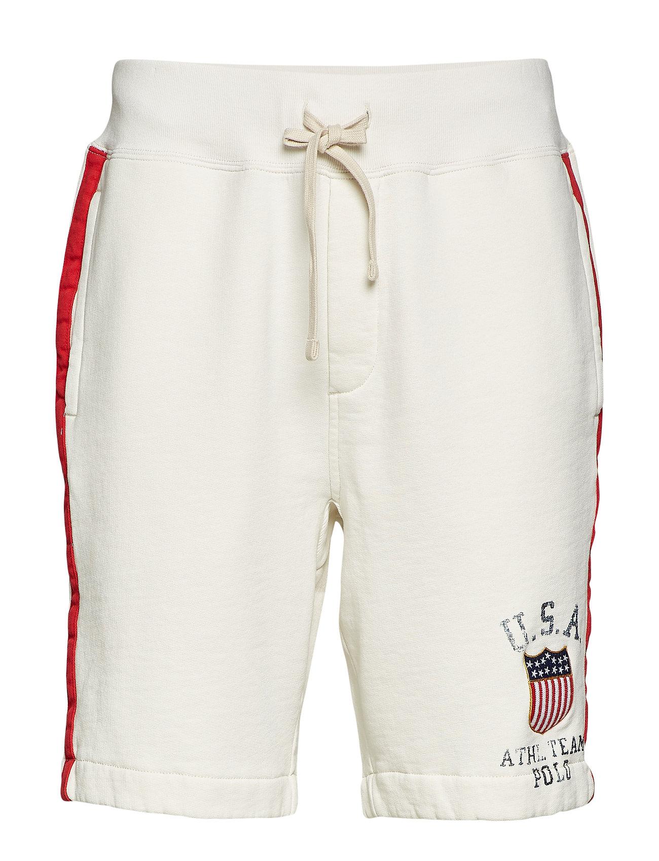 Polo Ralph Lauren Cotton-Blend-Fleece Short - NEVIS