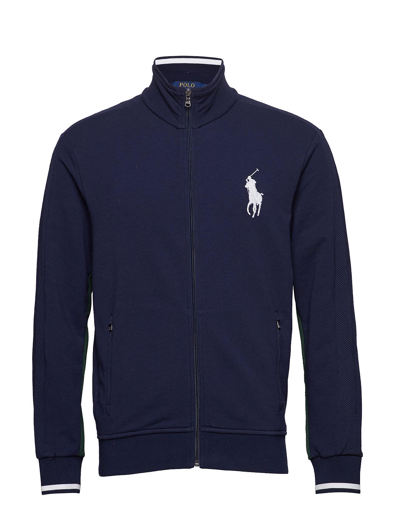 Polo Ralph Lauren WICKING INTERLOOP-LS FZ JKT M1