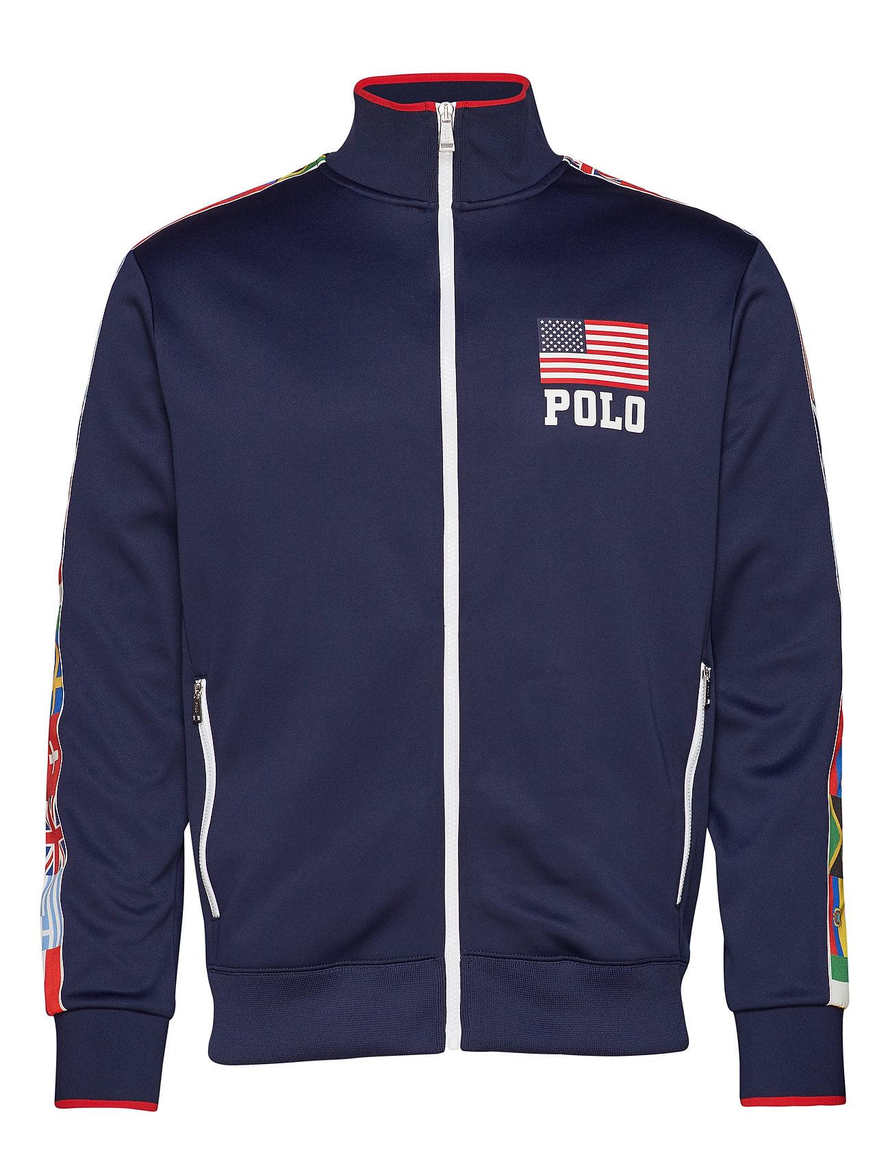 Polo Ralph Lauren Performance Fleece Track Jacket