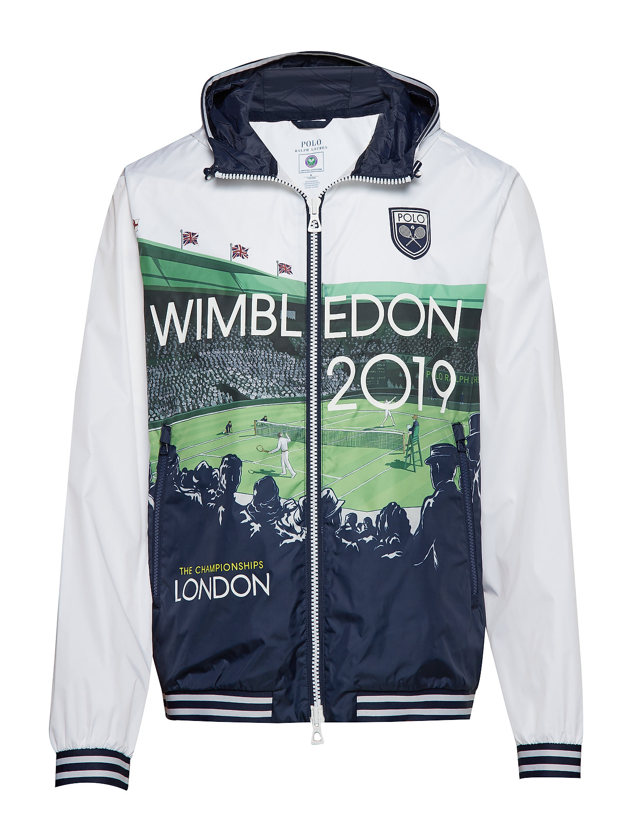 Polo Ralph Lauren Wimbledon Graphic Windbreaker - WIMBLEDON 2019 PO