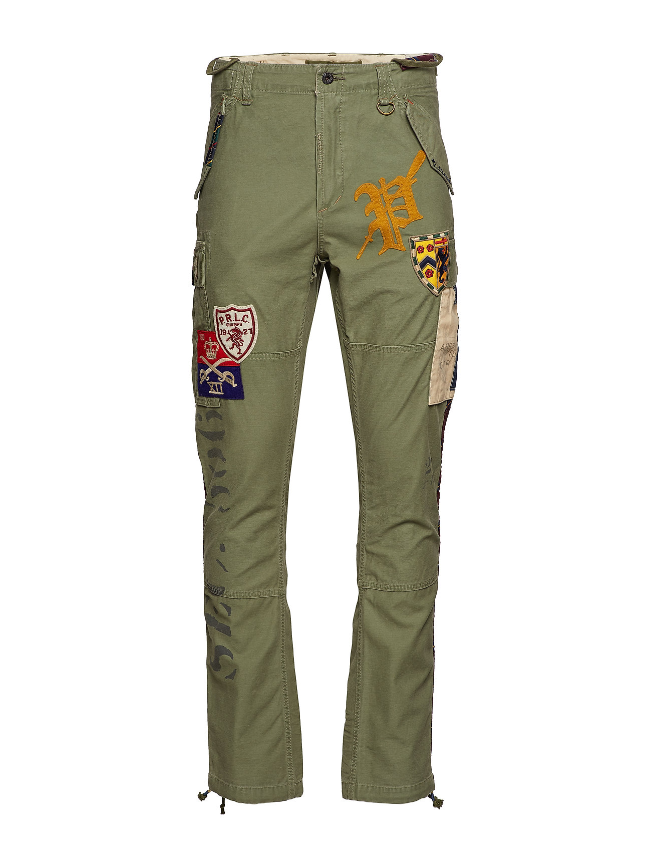 18c30b482 Classic Tapered Fit Cargo Pant (Army Olive) (£235) - Polo Ralph ...