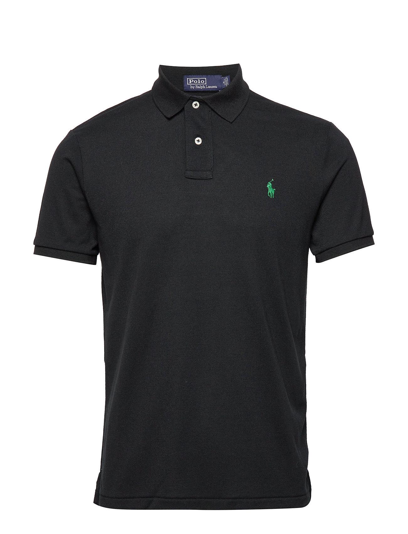 Polo Ralph Lauren The Earth Polo Shirt - POLO BLACK