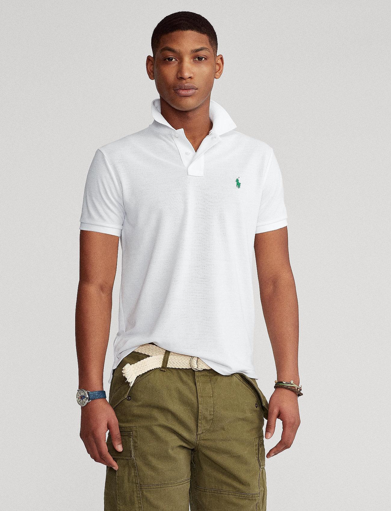 Polo Ralph Lauren - The Earth Polo - lyhythihaiset - white - 0