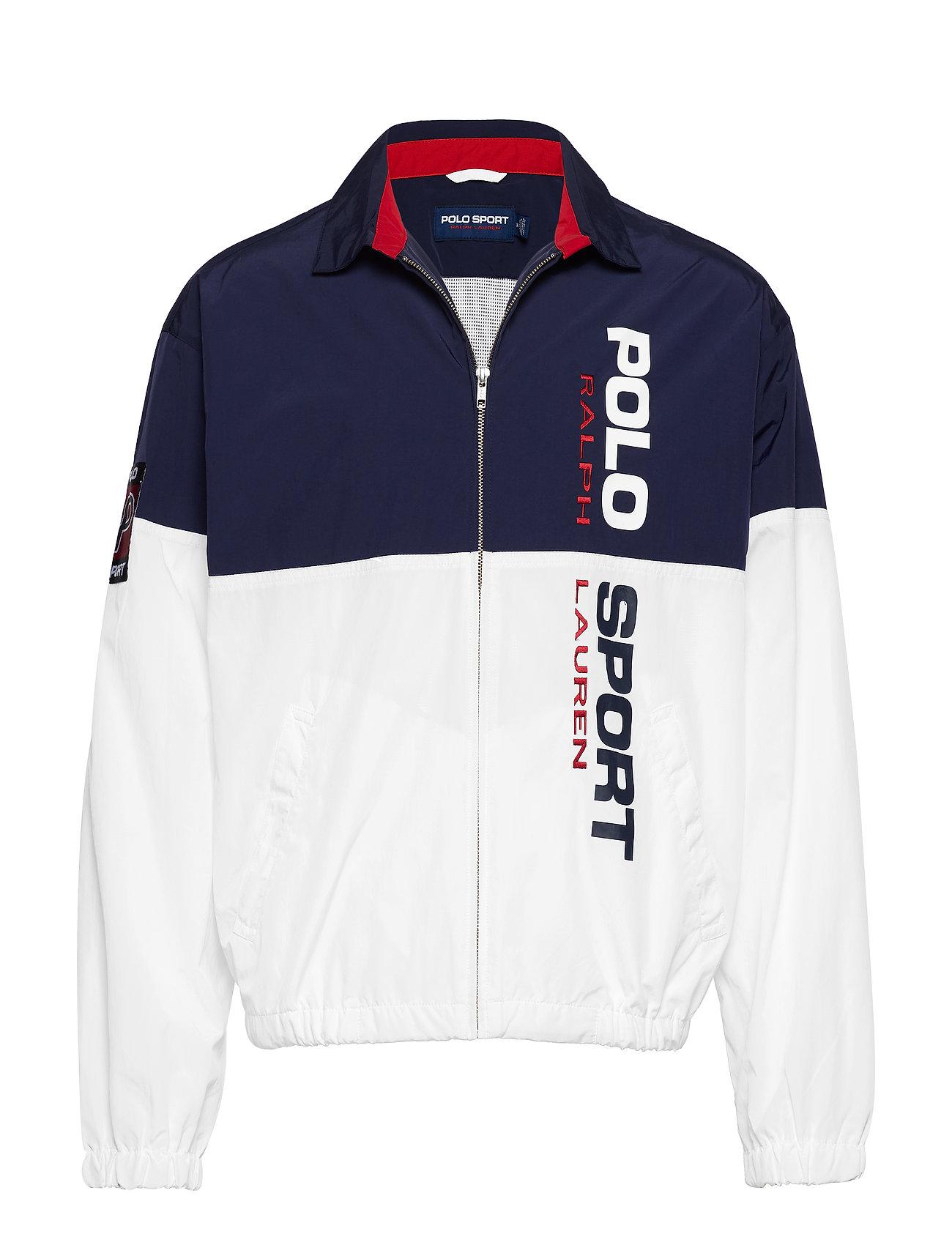 Polo Ralph Lauren Polo Sport Windbreaker - CRUISE NAVY/ PURE