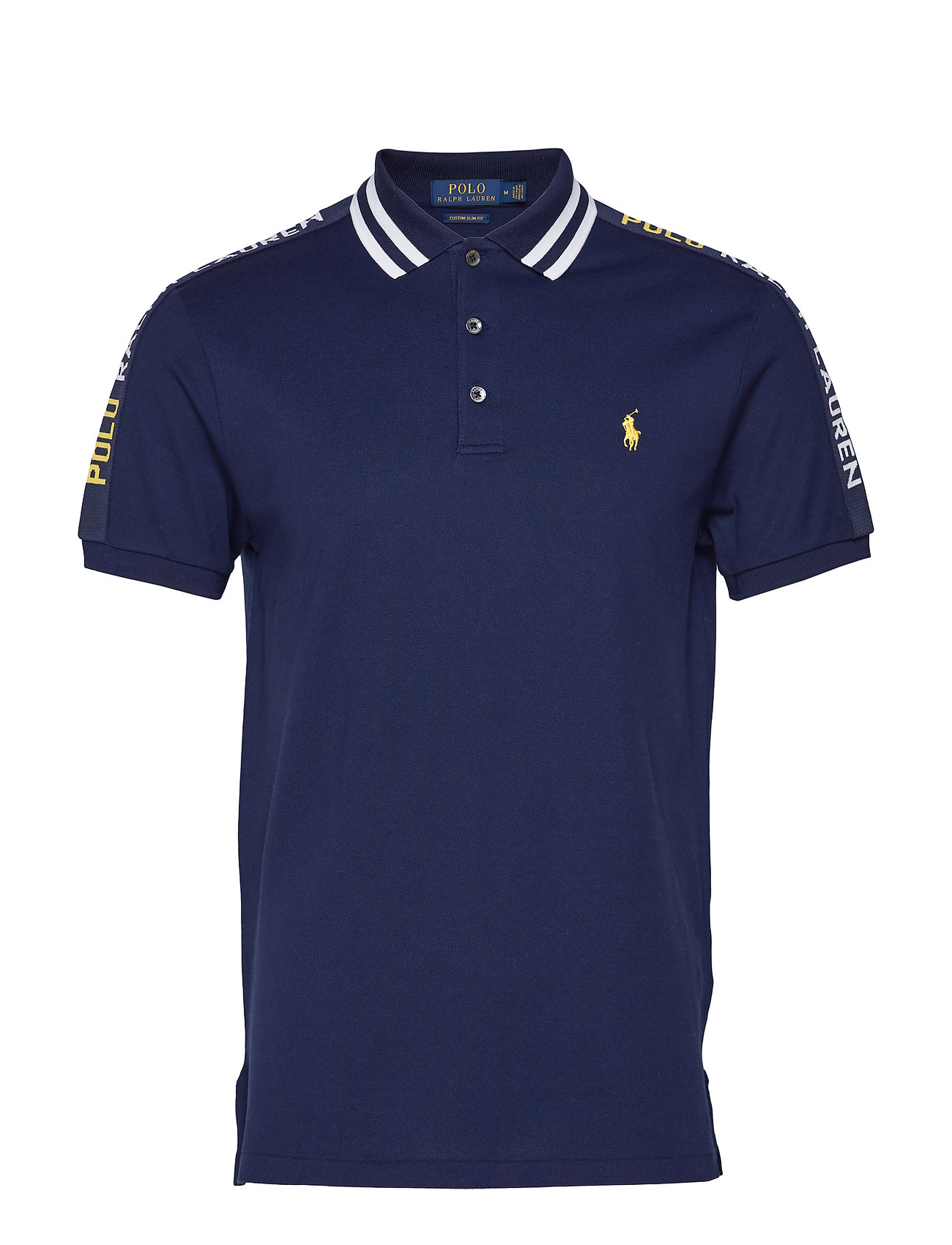 Polo Ralph Lauren Custom Slim Fit Stretch Polo
