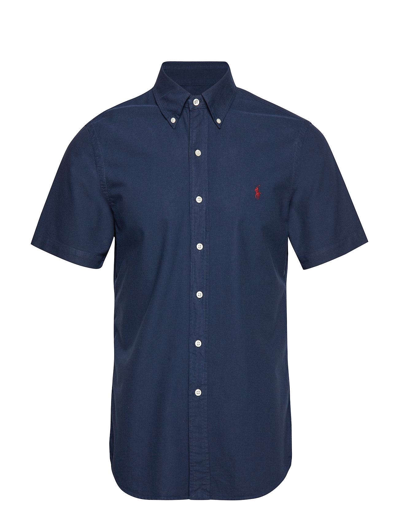 Polo Ralph Lauren Slim Fit Oxford Shirt - CRUISE NAVY
