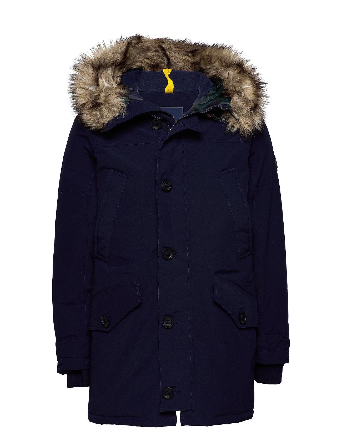 Polo Ralph Lauren ANNEX JKT-DOWN FILL-JACKET - CRUISE NAVY