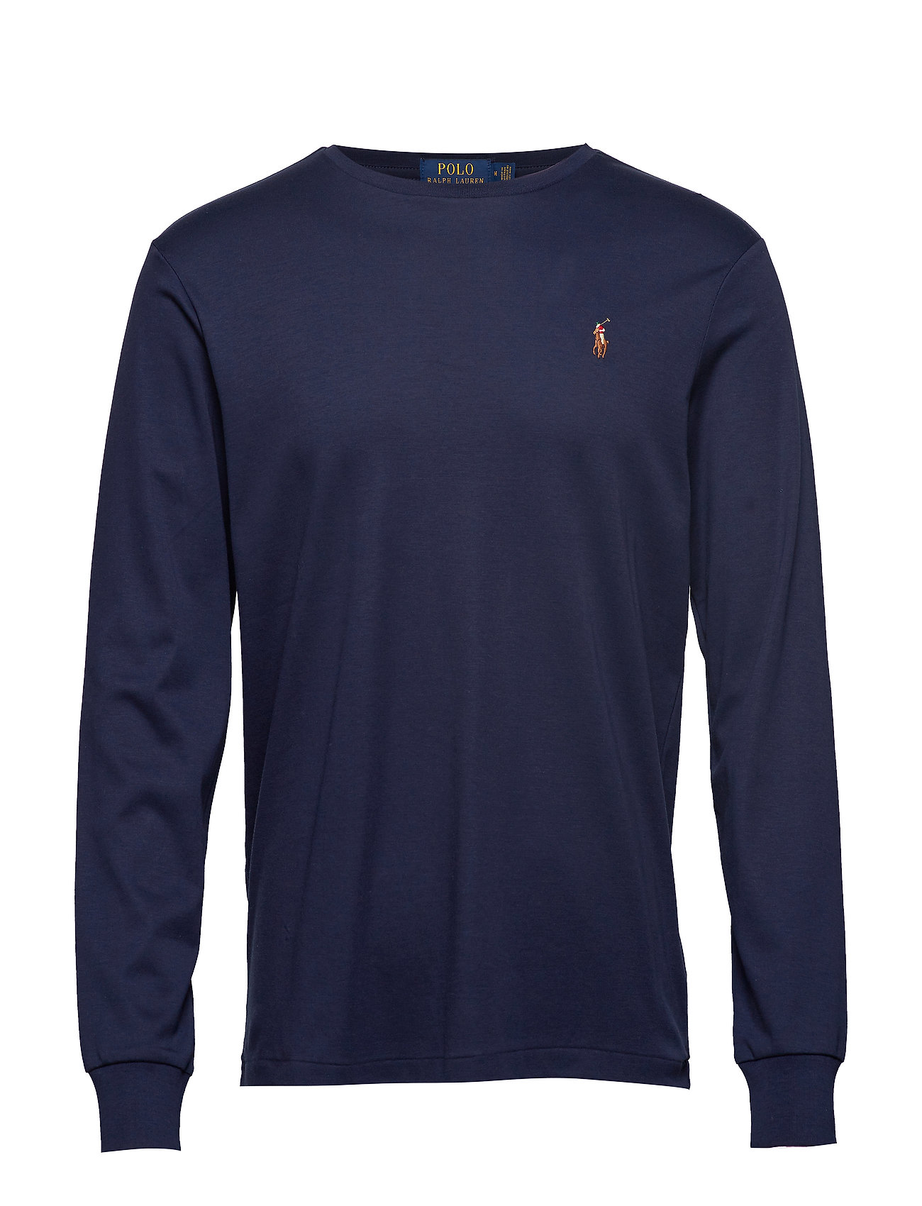 Polo Ralph Lauren LSCNCMSLM2-LONG SLEEVE-T-SHIRT - FRENCH NAVY