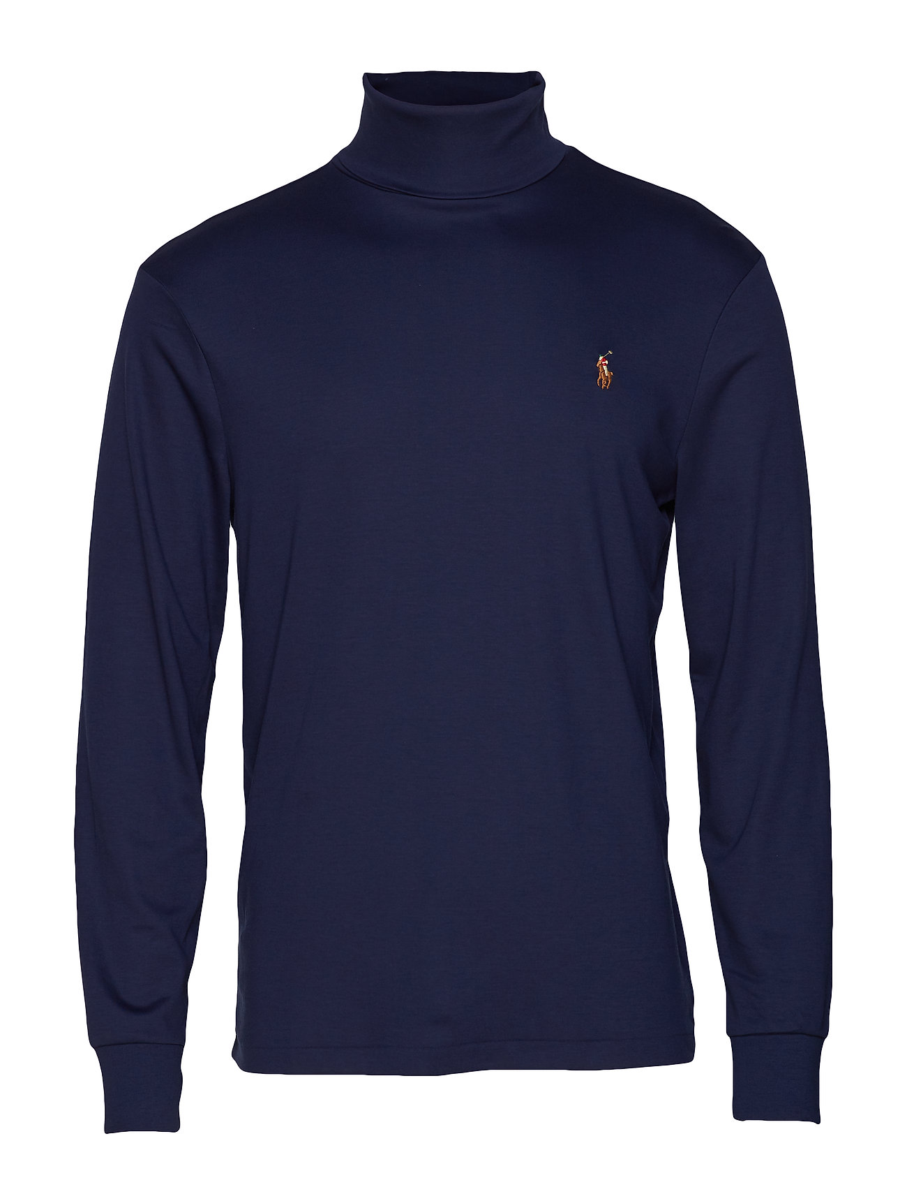 Polo Ralph Lauren LSTURTLEM1-LONG SLEEVE-KNIT - FRENCH NAVY