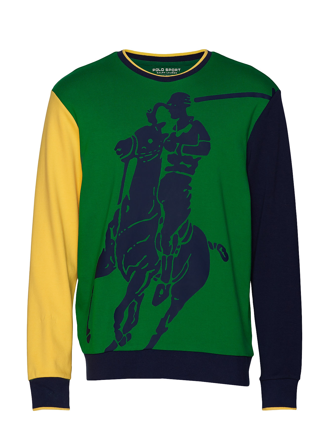 Interlock Graphic cruisenvPolo Teejerrygrn Ralph Lauren Cotton TcF1ulKJ3