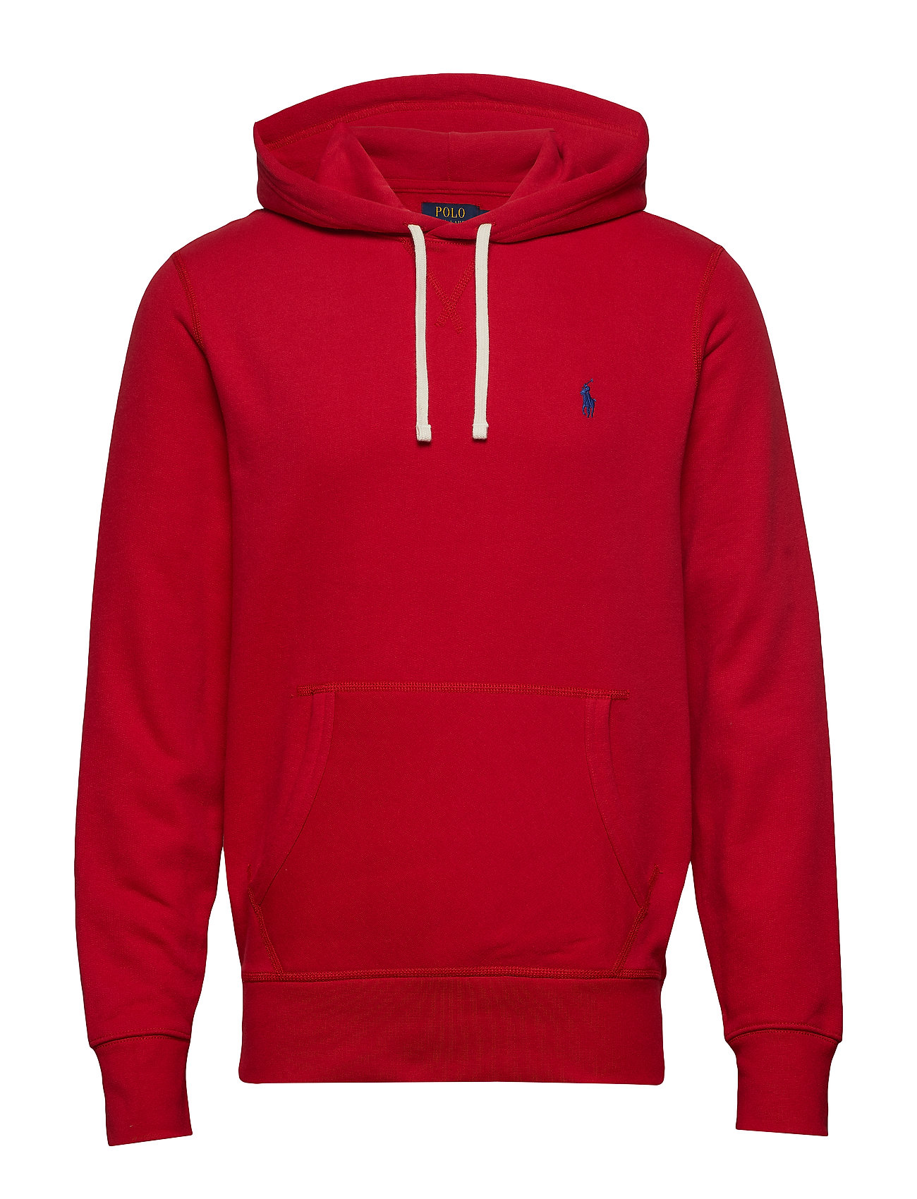 Polo Ralph Lauren Fleece Hoodie - POLO SPORT RED