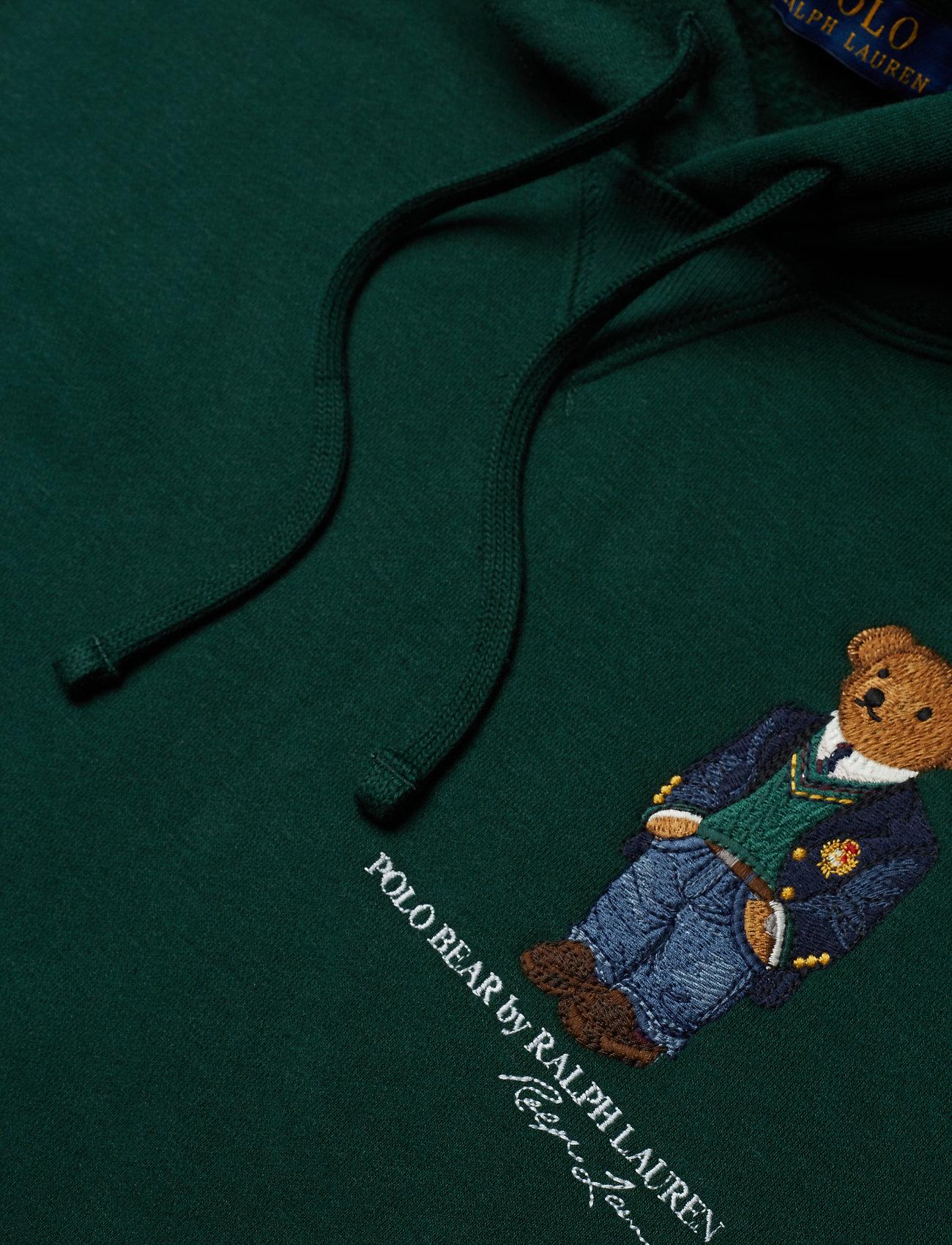 Lspohood M3 Ralph Sleeve knitcollege GreenPolo long Lauren MVSzqUp