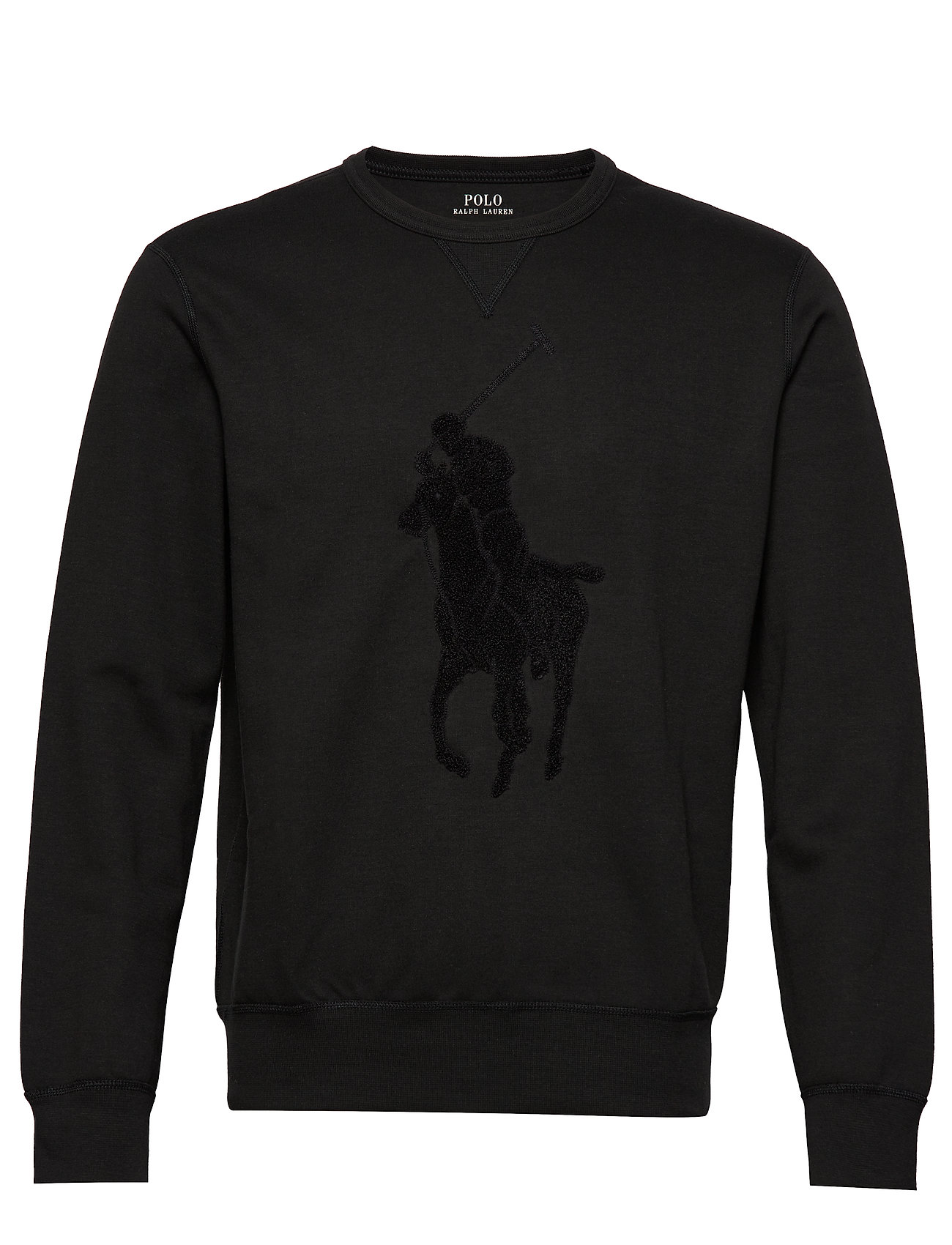 Polo Ralph Lauren Big Pony Sweatshirt - POLO BLACK