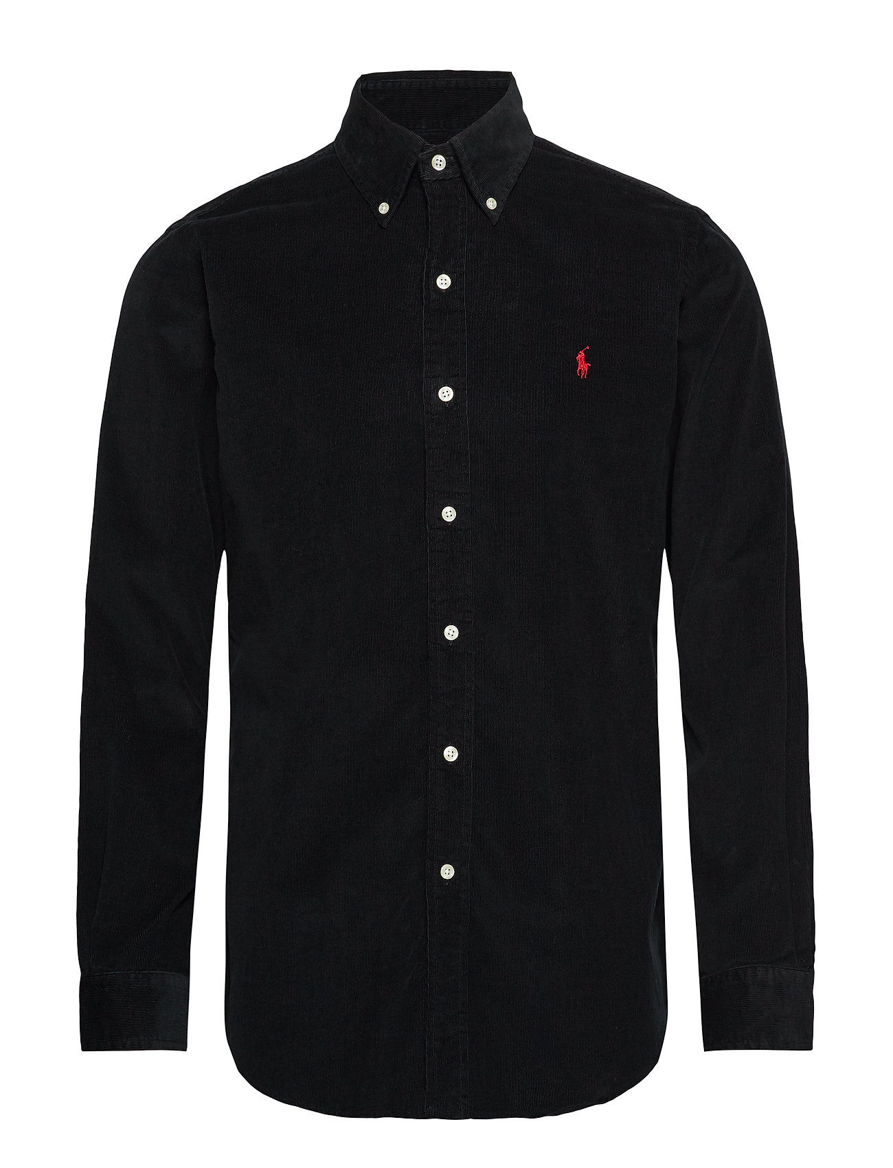 Polo Ralph Lauren CU BD PPC SP-LONG SLEEVE-SPORT SHIRT - POLO BLACK