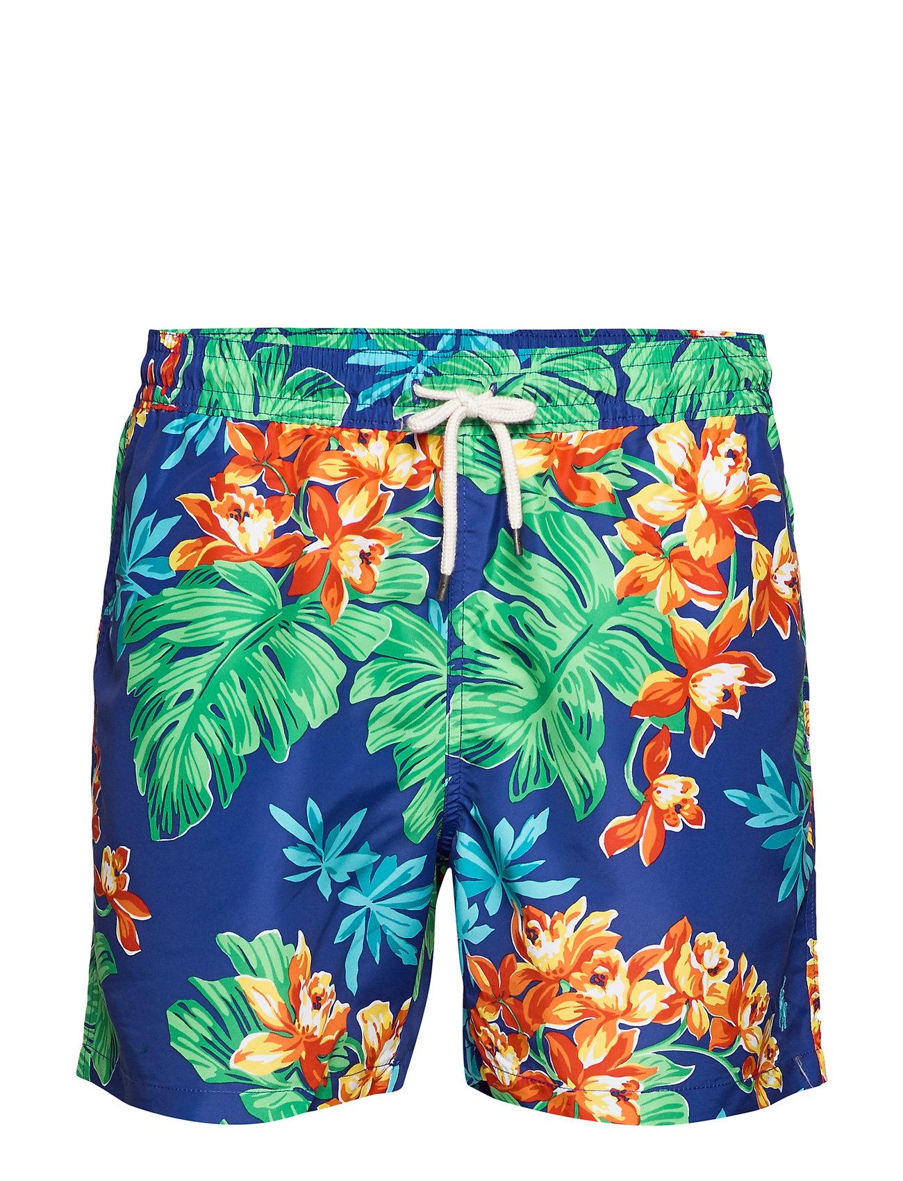 Polo Ralph Lauren 5½-Inch Traveler Swim Trunk - TROPICAL 2020