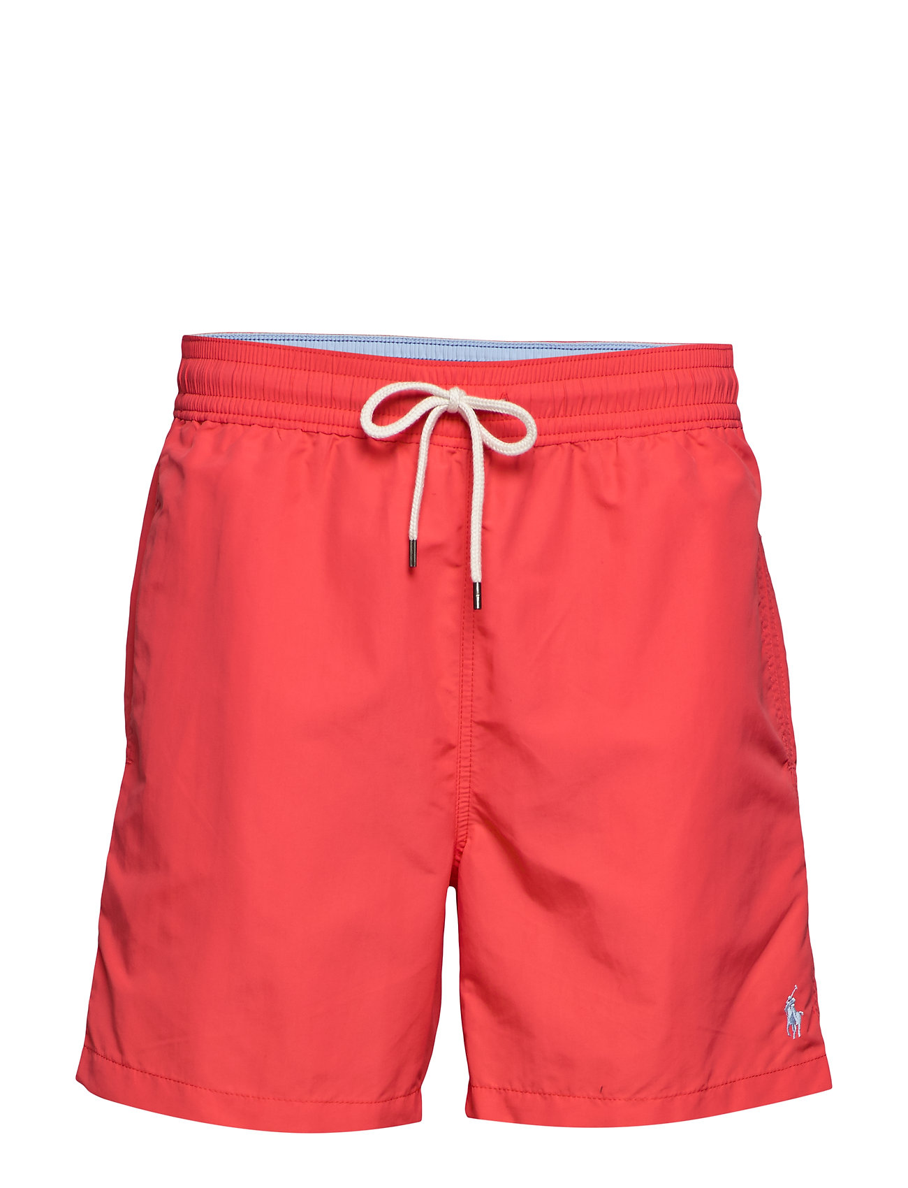 Polo Ralph Lauren 5½-Inch Traveler Swim Trunk - RACING RED
