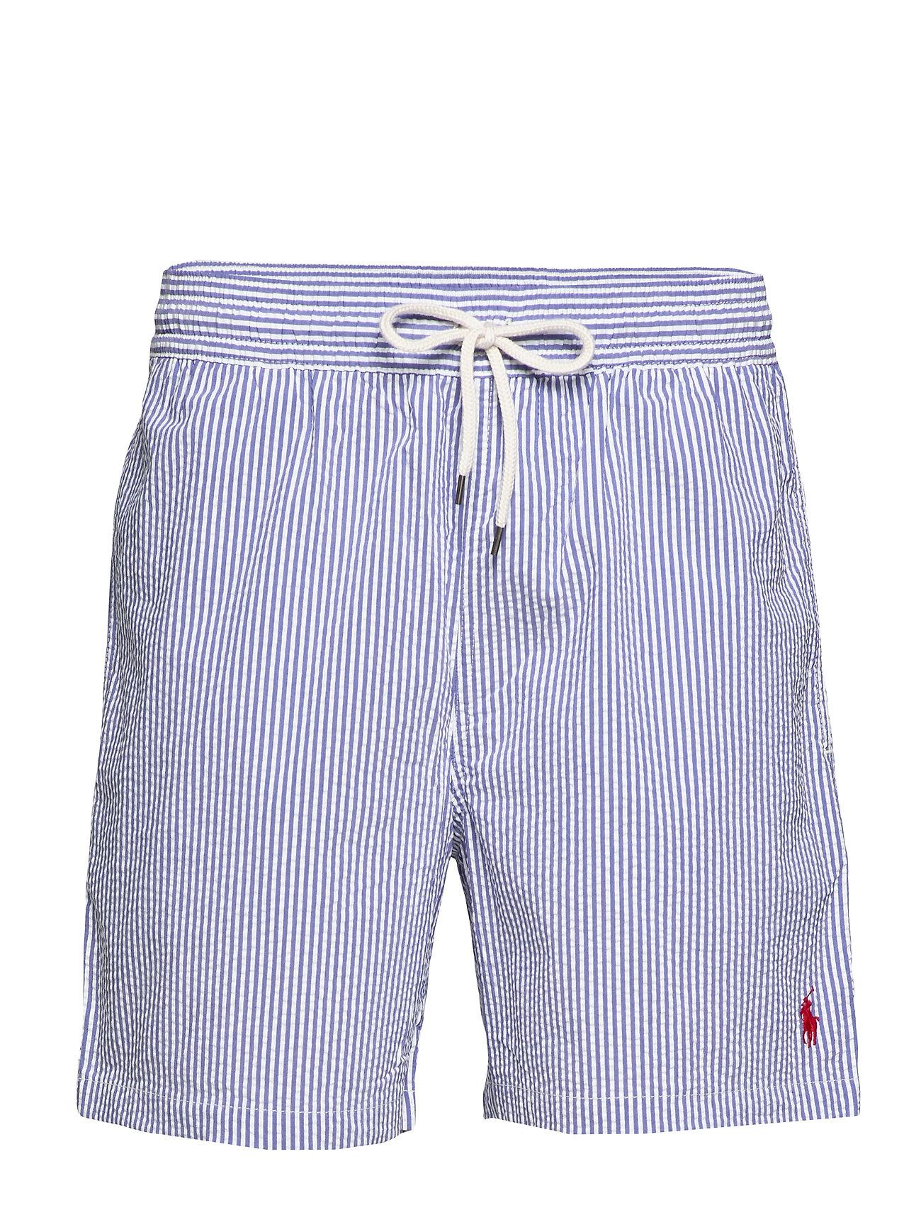 Polo Ralph Lauren 5½-Inch Traveler Swim Trunk - CRUISE ROYAL SEER