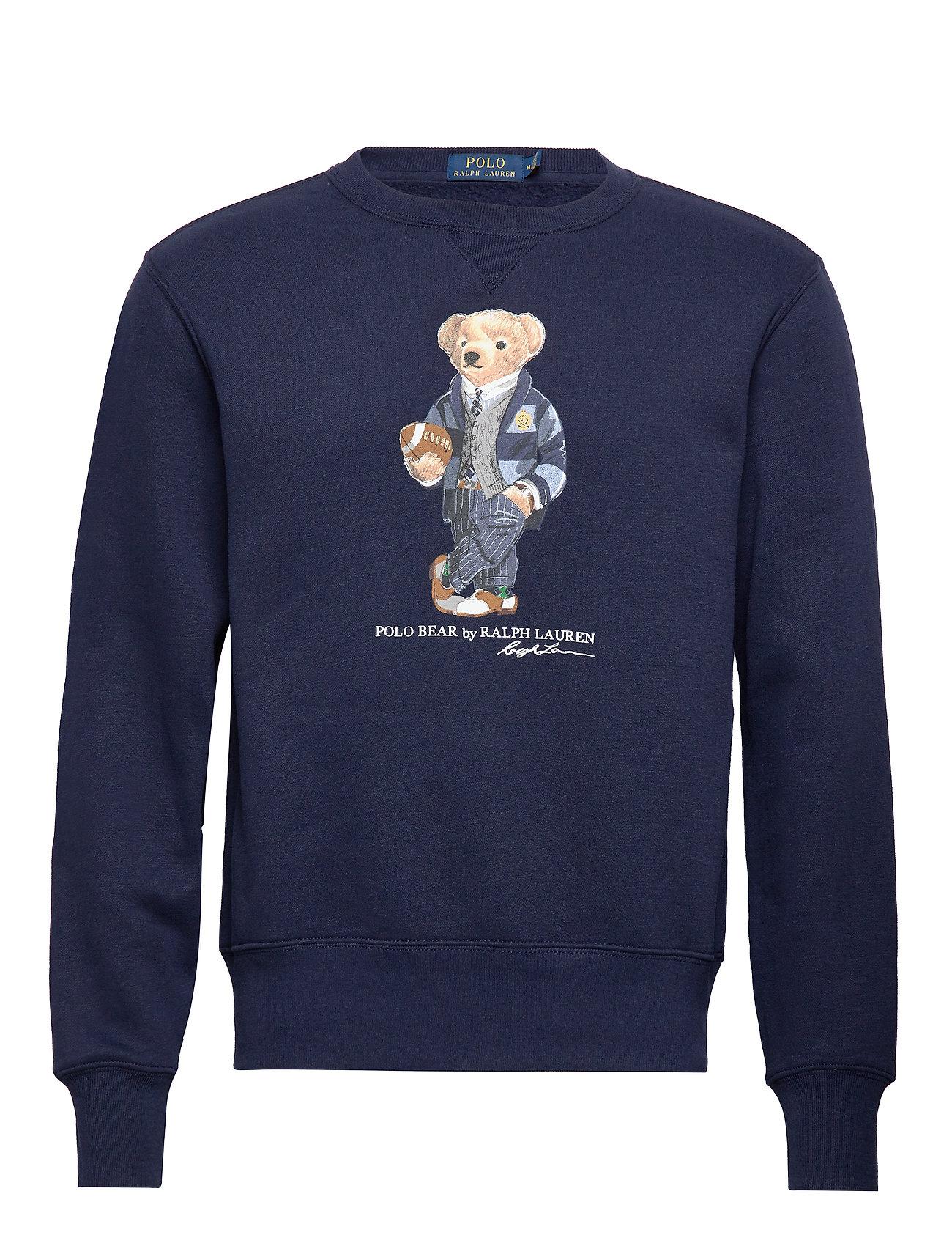 Polo Ralph Lauren Polo Bear Fleece Sweatshirt - CRUISE NAVY