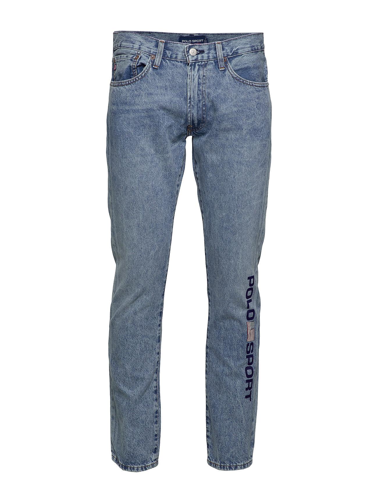 Polo Ralph Lauren Varick Slim Straight Jean - LEIGHTONS