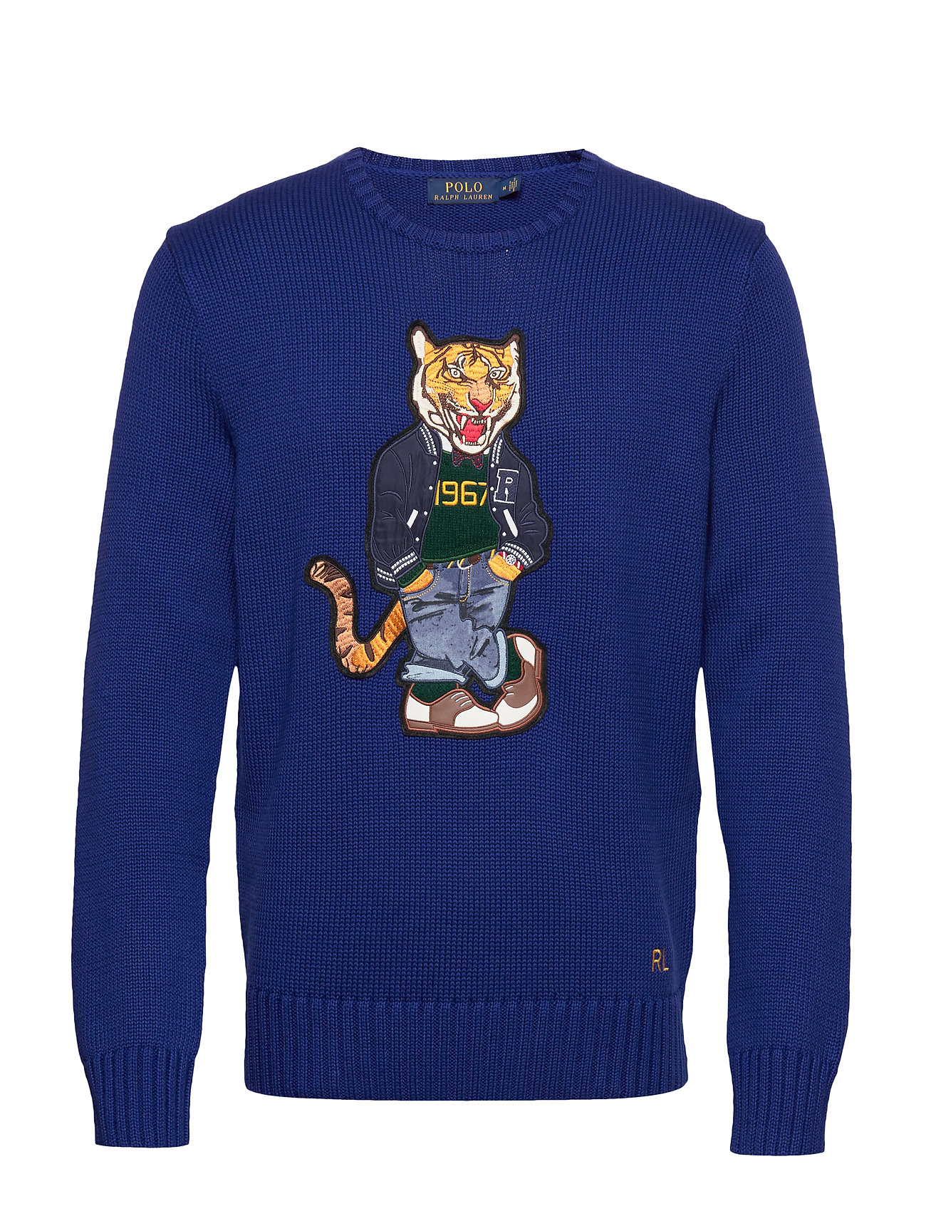 Polo Ralph Lauren Polo Tiger Sweater - HERITAGE ROYAL