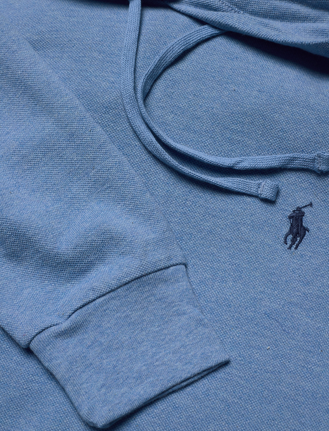 Cotton Mesh Hoodie (Soft Royal Heathe) (83.30 €) - Polo Ralph Lauren v2DcqVqP