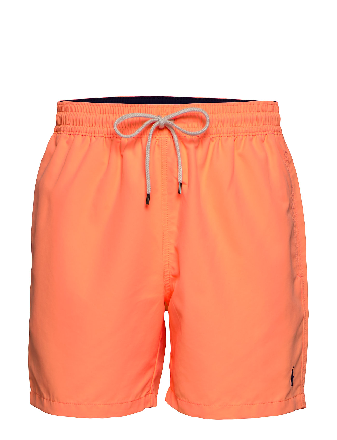 Polo Ralph Lauren 5½-Inch Traveler Swim Trunk - ORANGE SPLASH