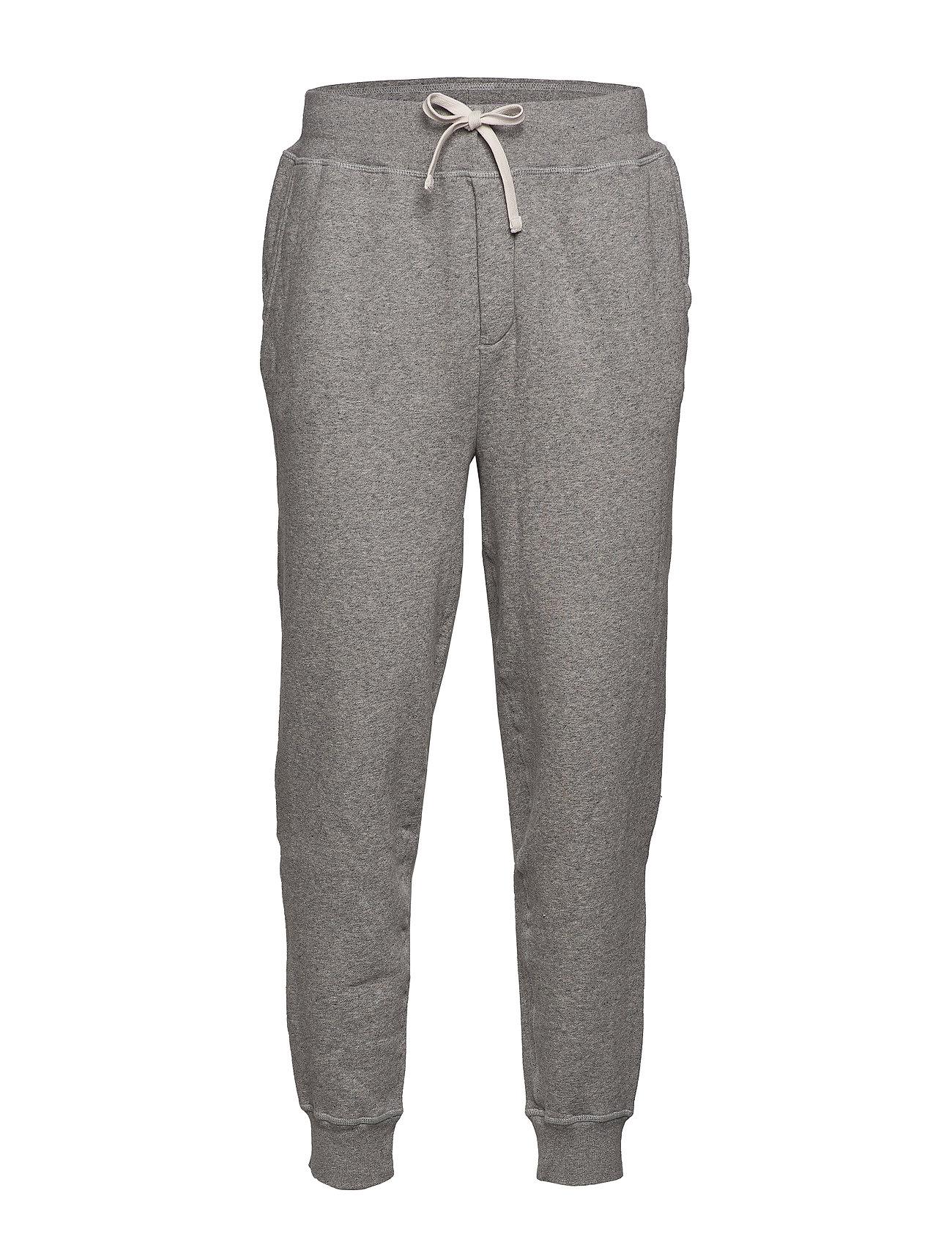 Polo Ralph Lauren Garment-Dyed Fleece Pant - DARK VINTAGE HEAT