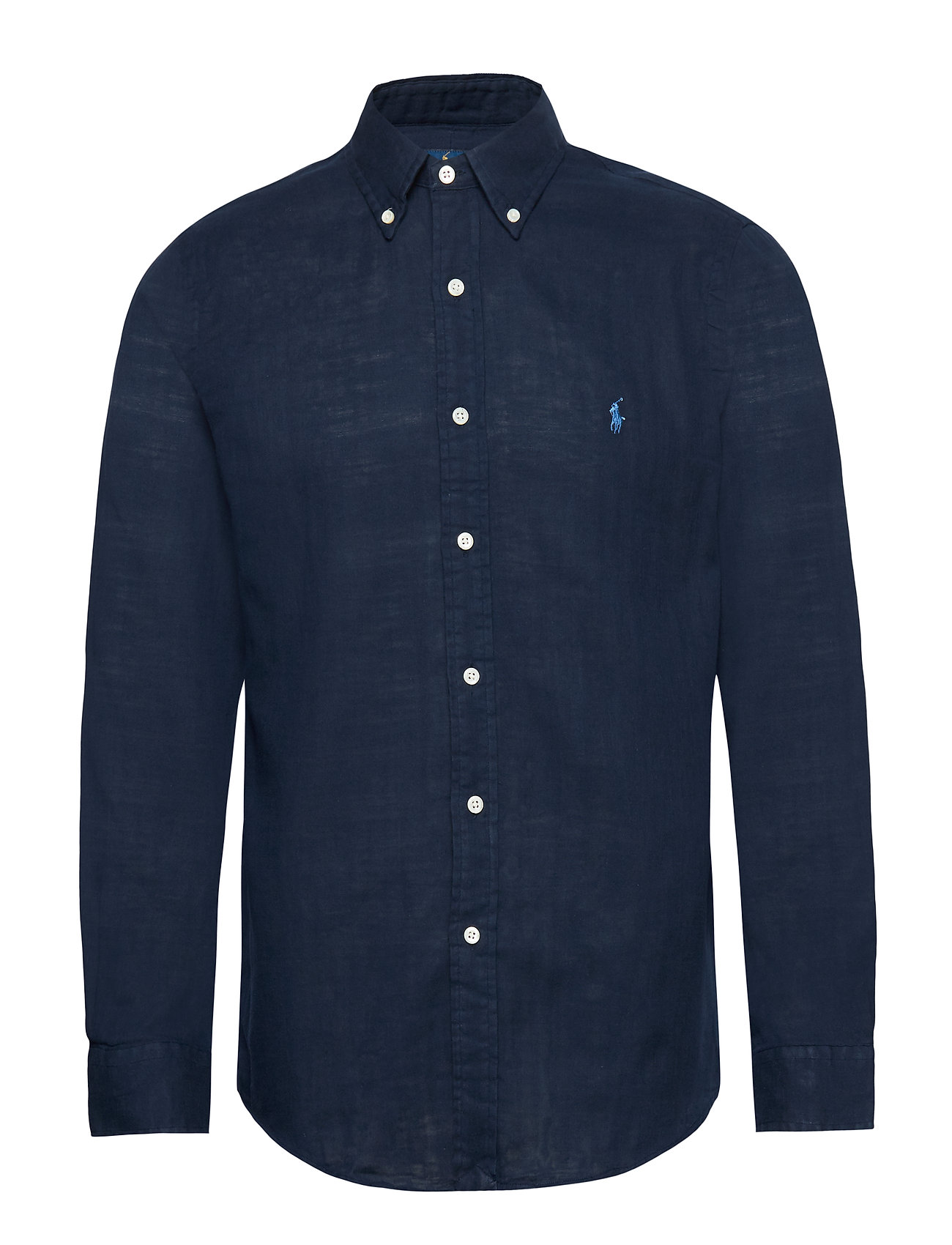 Polo Ralph Lauren Custom Fit Double-Faced Shirt - CRUISE NAVY