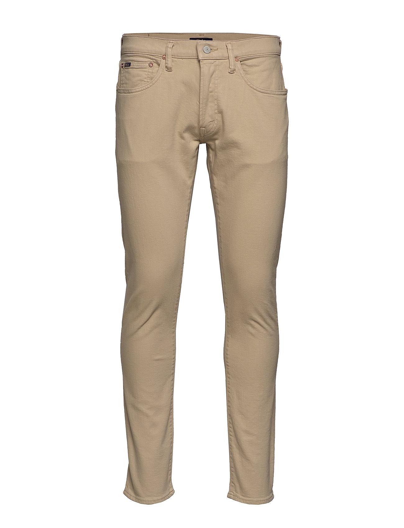 Polo Ralph Lauren Sullivan Slim Stretch Jean - HDN LIGHT KHAKI