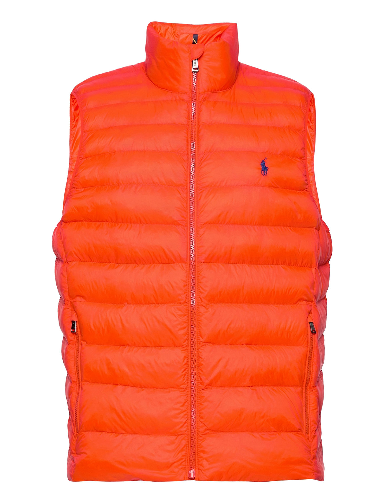 Polo Ralph Lauren - Packable Quilted Vest - westen - bittersweet - 1
