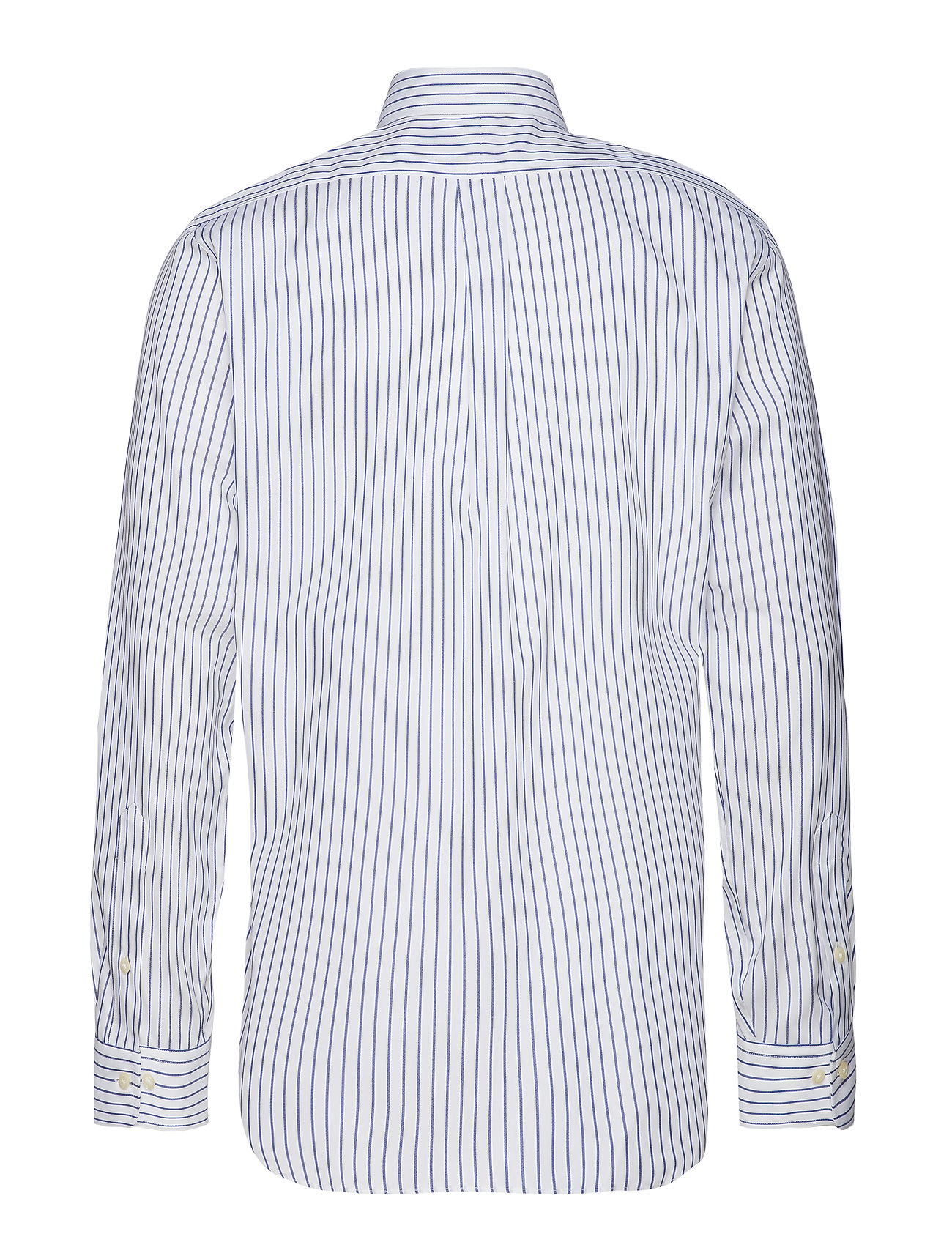 Classic whitePolo Lauren Shirt3393a Ralph Fit Blue Easy Care c3ARjS54Lq